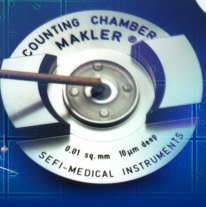 Makler Counting Chamber /  s-363