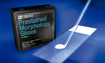 CellVU Prestained Slides /  DRM-900