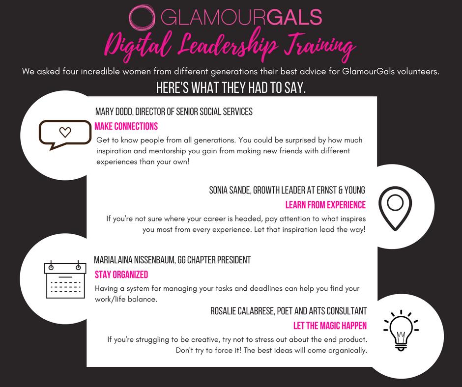 Top Leadership Tips - GlamourGals Digital Leadership Training