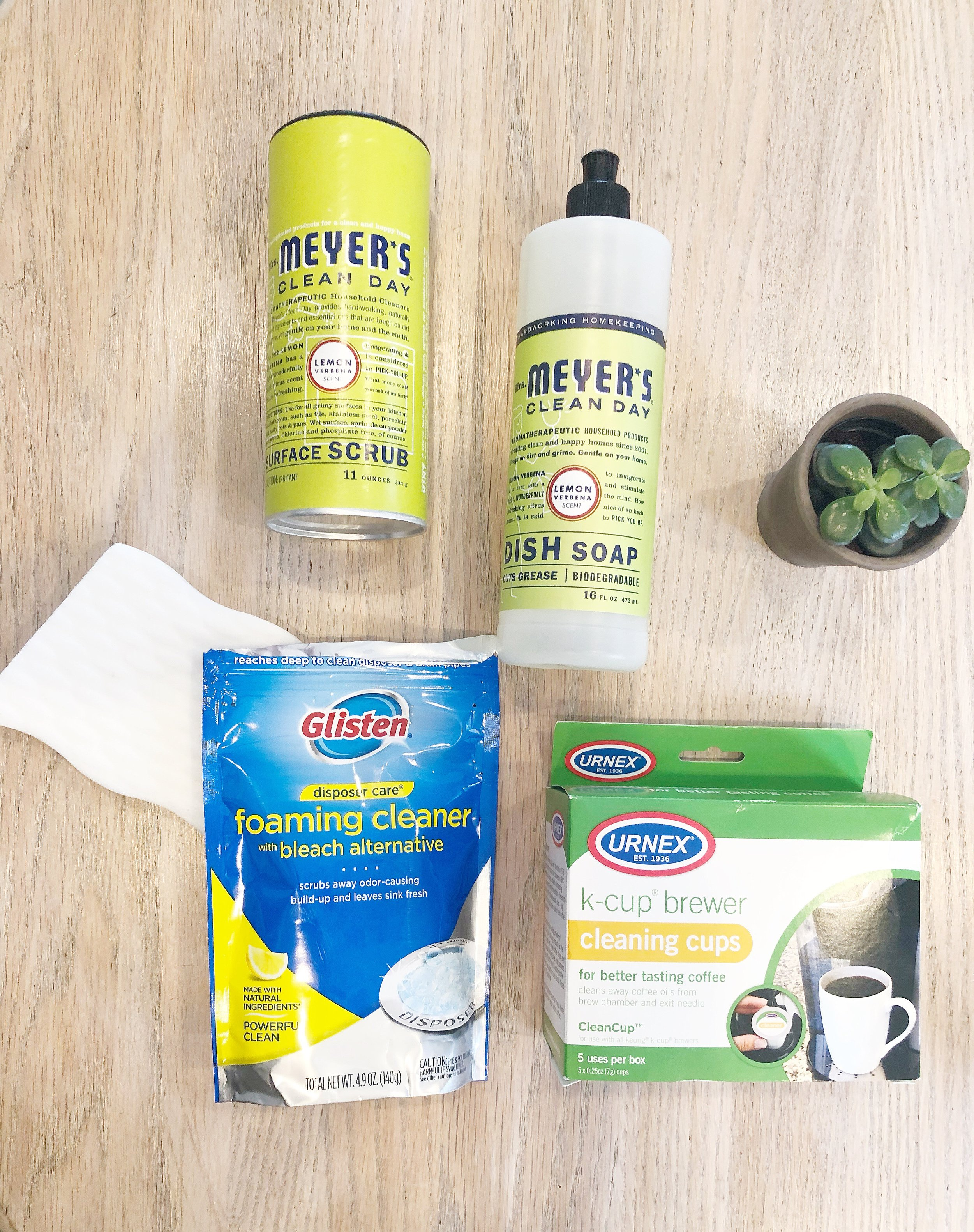 Spring cleaning products that I love!
