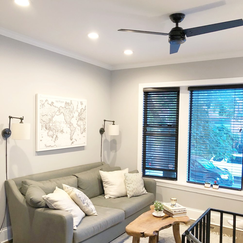 Updated Light Fixtures Living Room, Living Room Light Fixtures