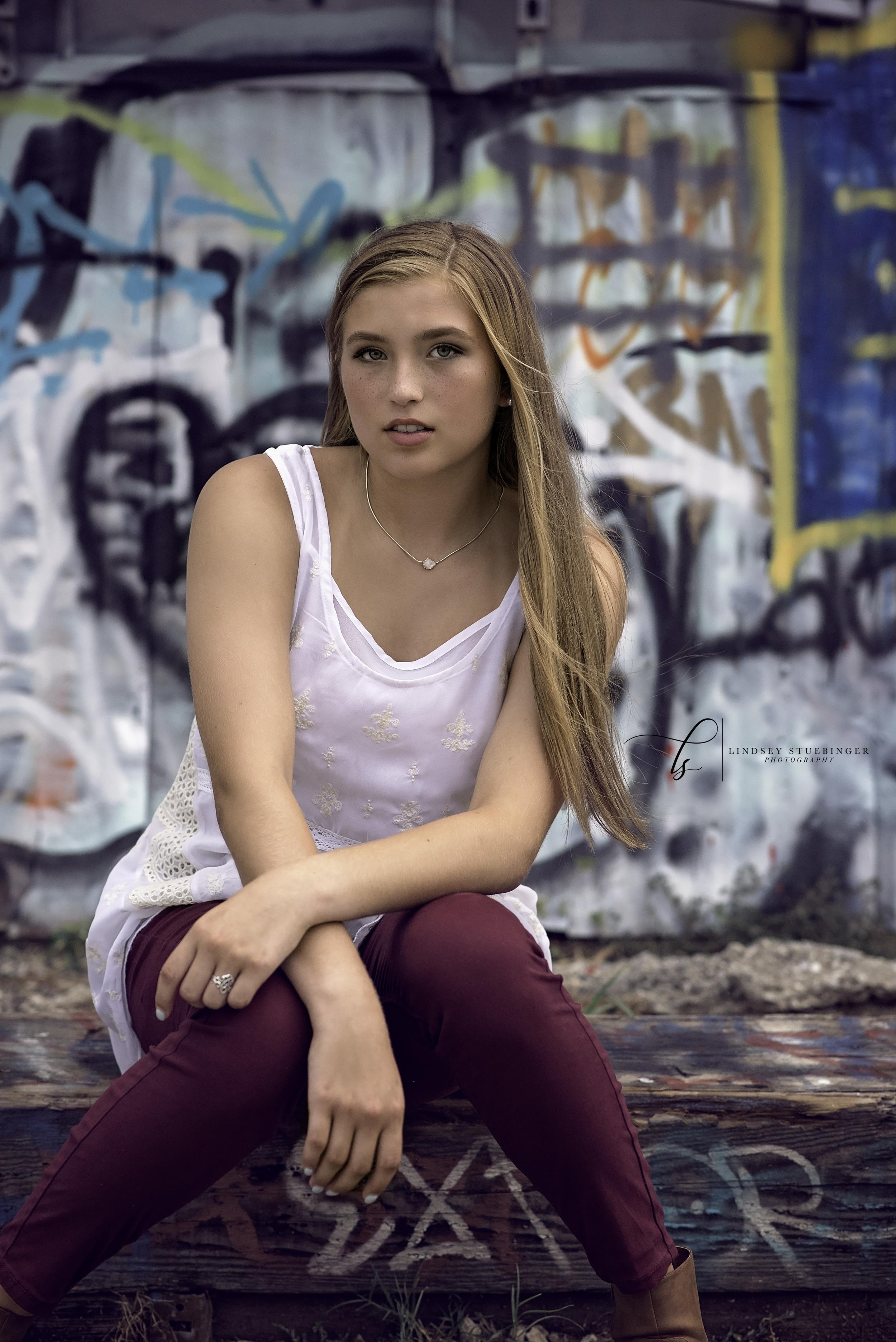 Model: Mikaila Schmidt