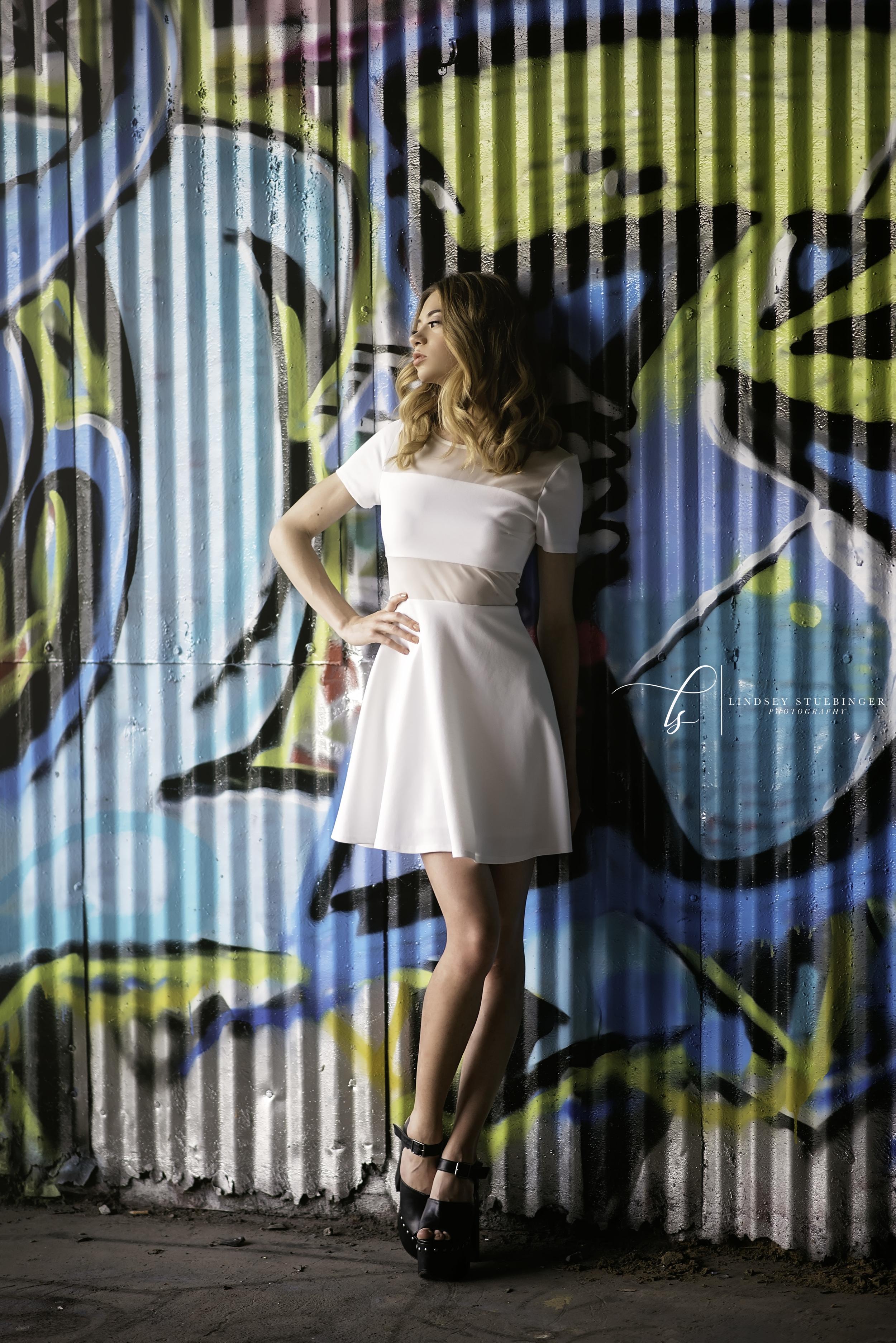 Model: Becky Rinard