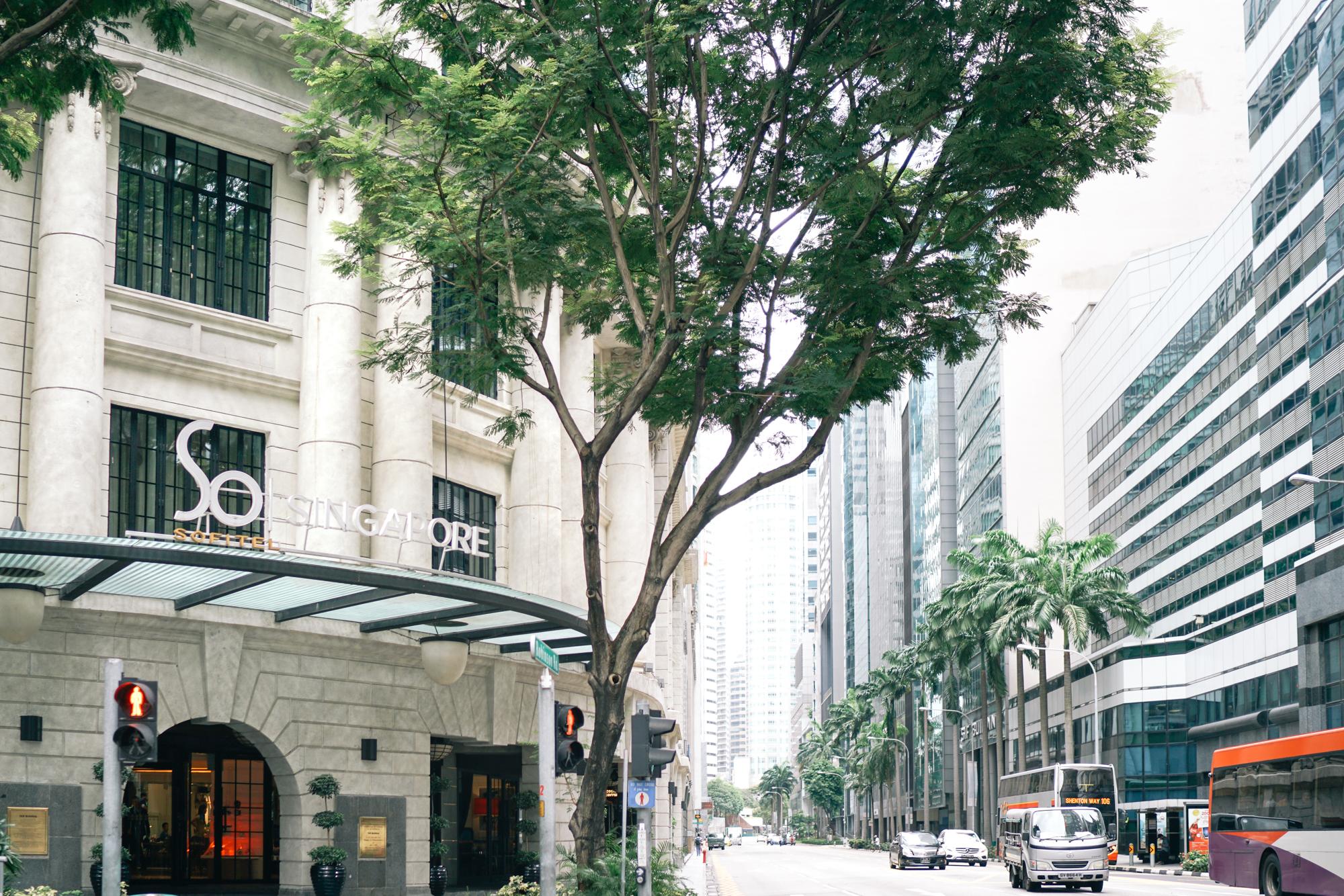 So Sofitel Singapore | Never Settle Travel
