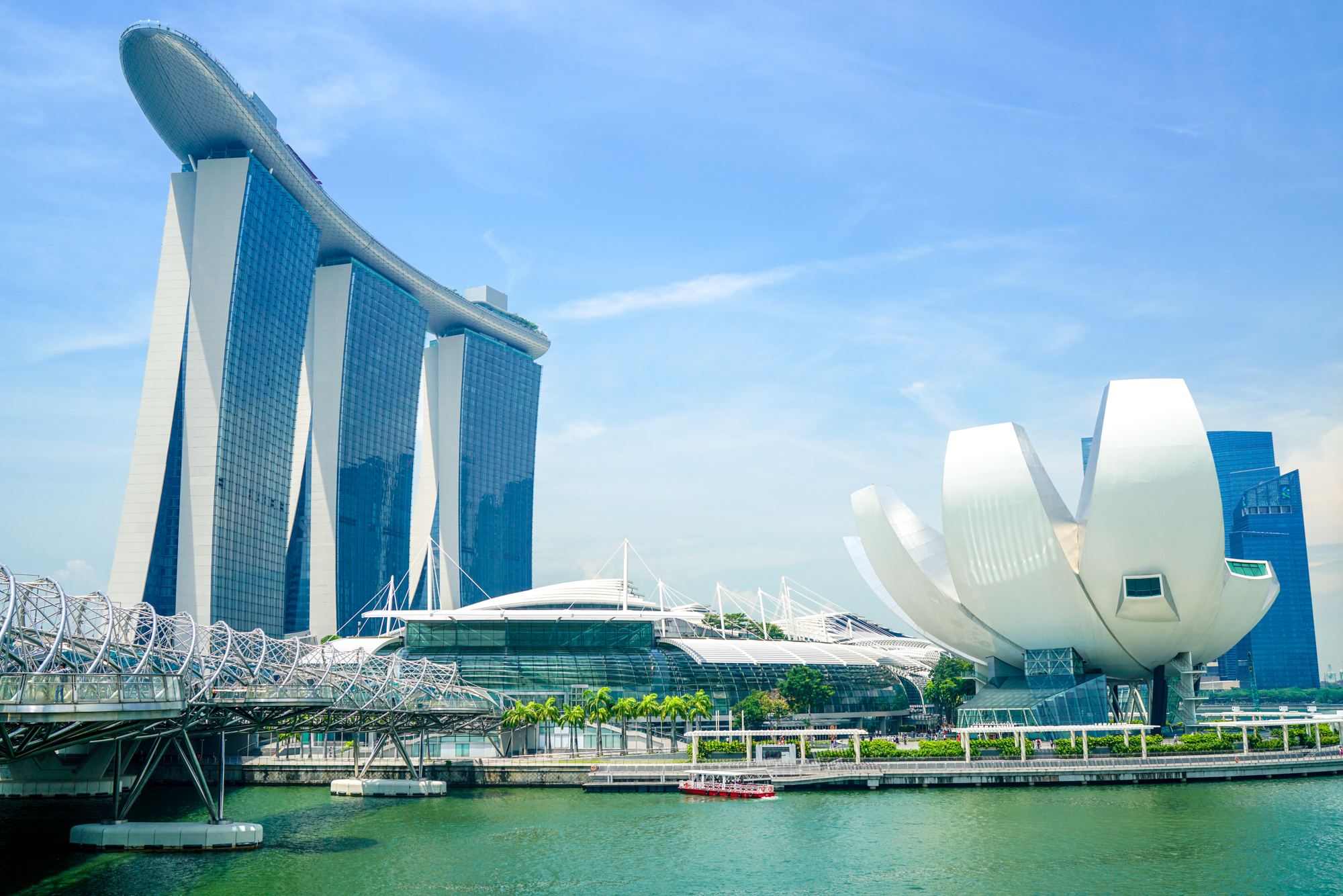 Singapore Travel Guide   Never Settle Travel