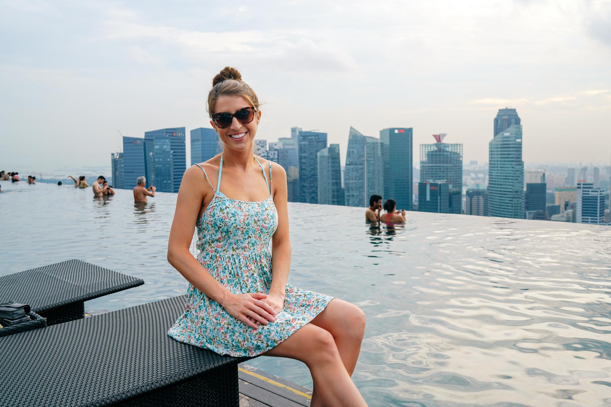 Best views in Singapore