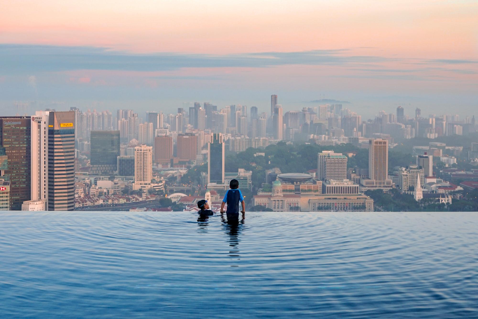 Marina Bay Sands Singapore   Never Settle Travel