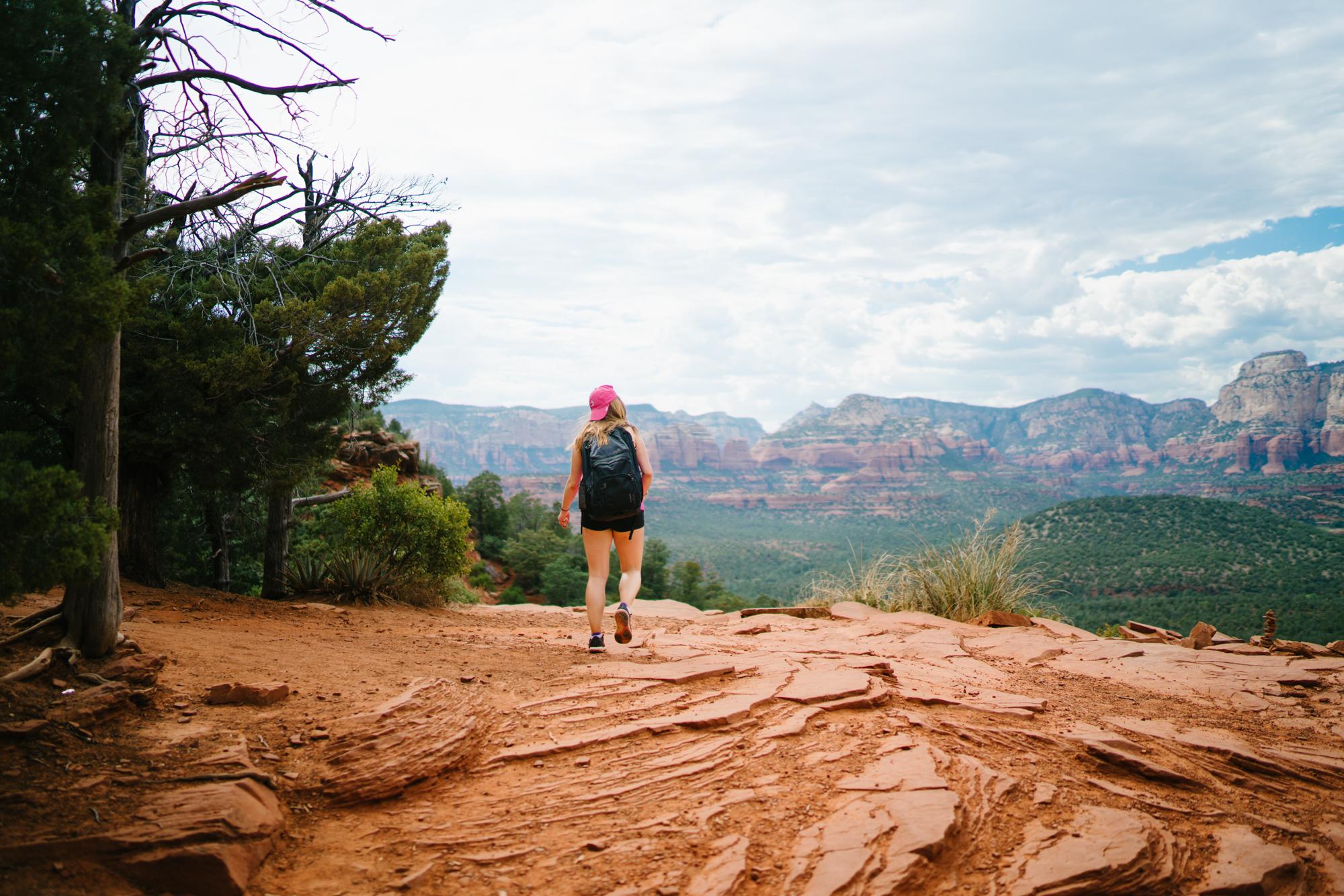 Best hiking in Sedona   Never Settle Travel