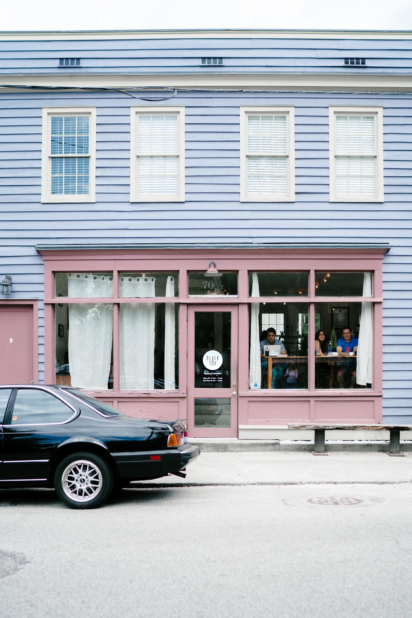 Black Tap Coffee in Charleston | Never Settle Travel