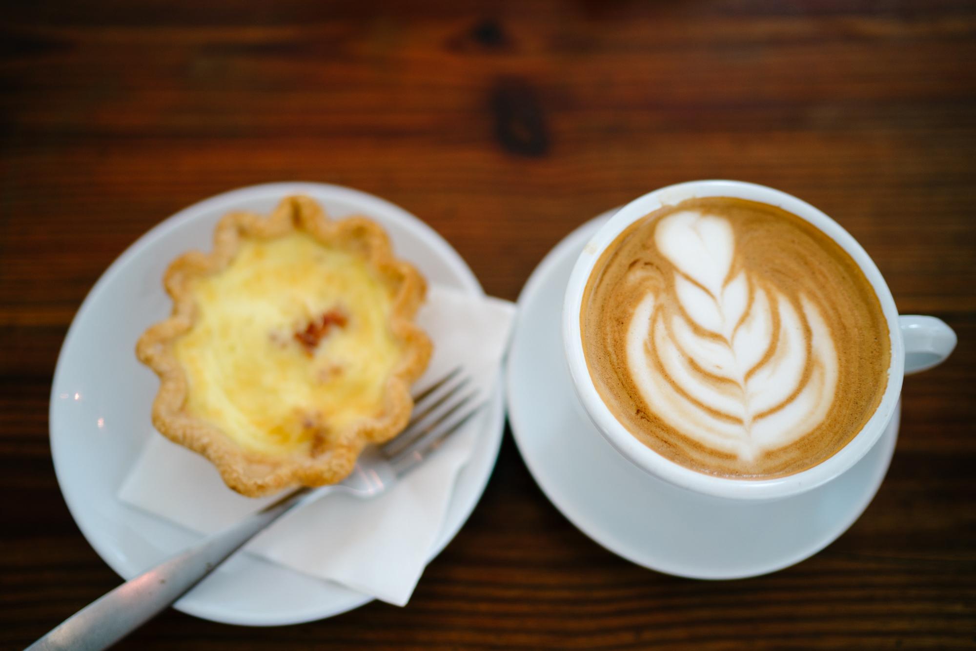 Best lattes in Charleston | Never Settle Travel