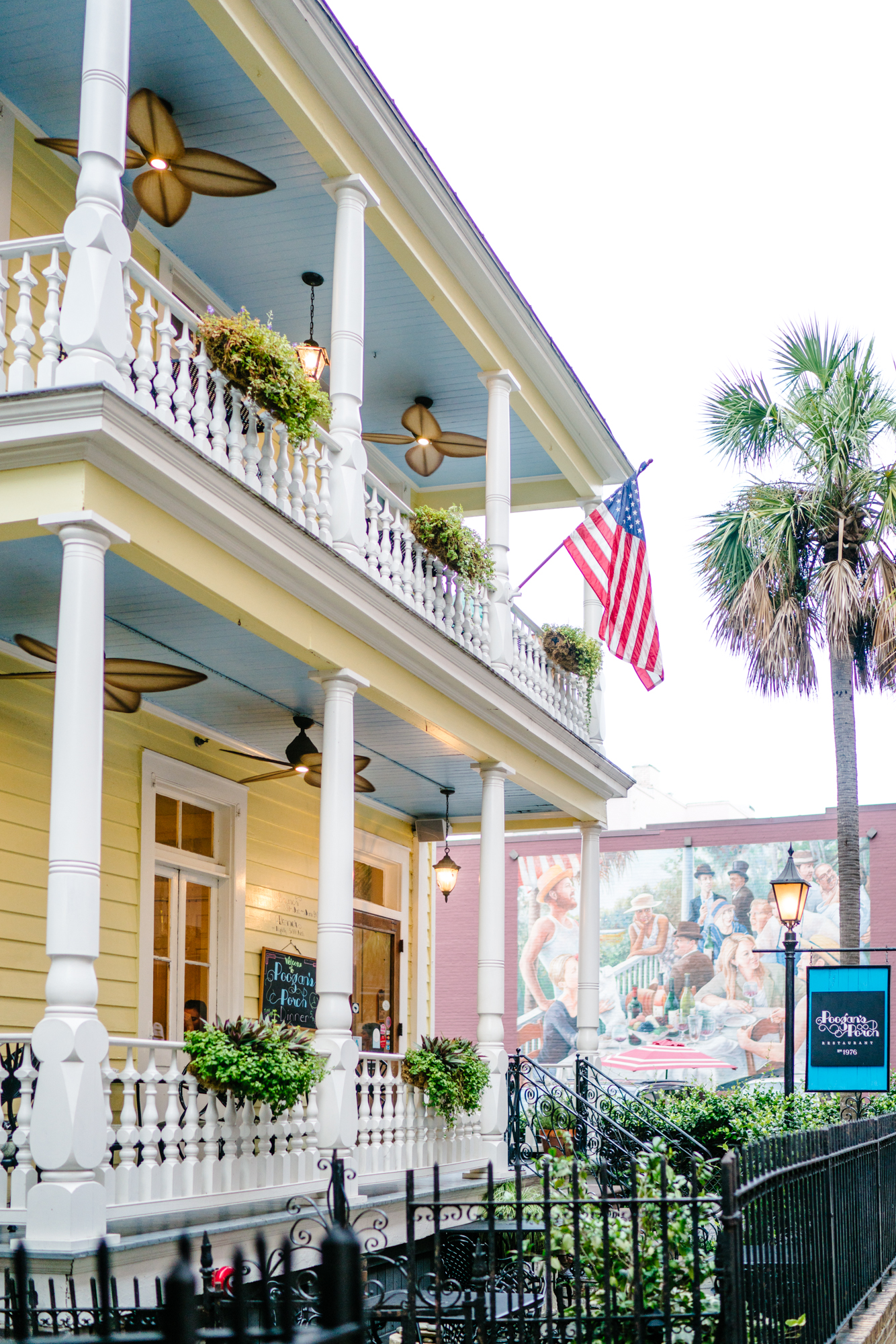 Poogan's Porch Charleston | Never Settle Travel