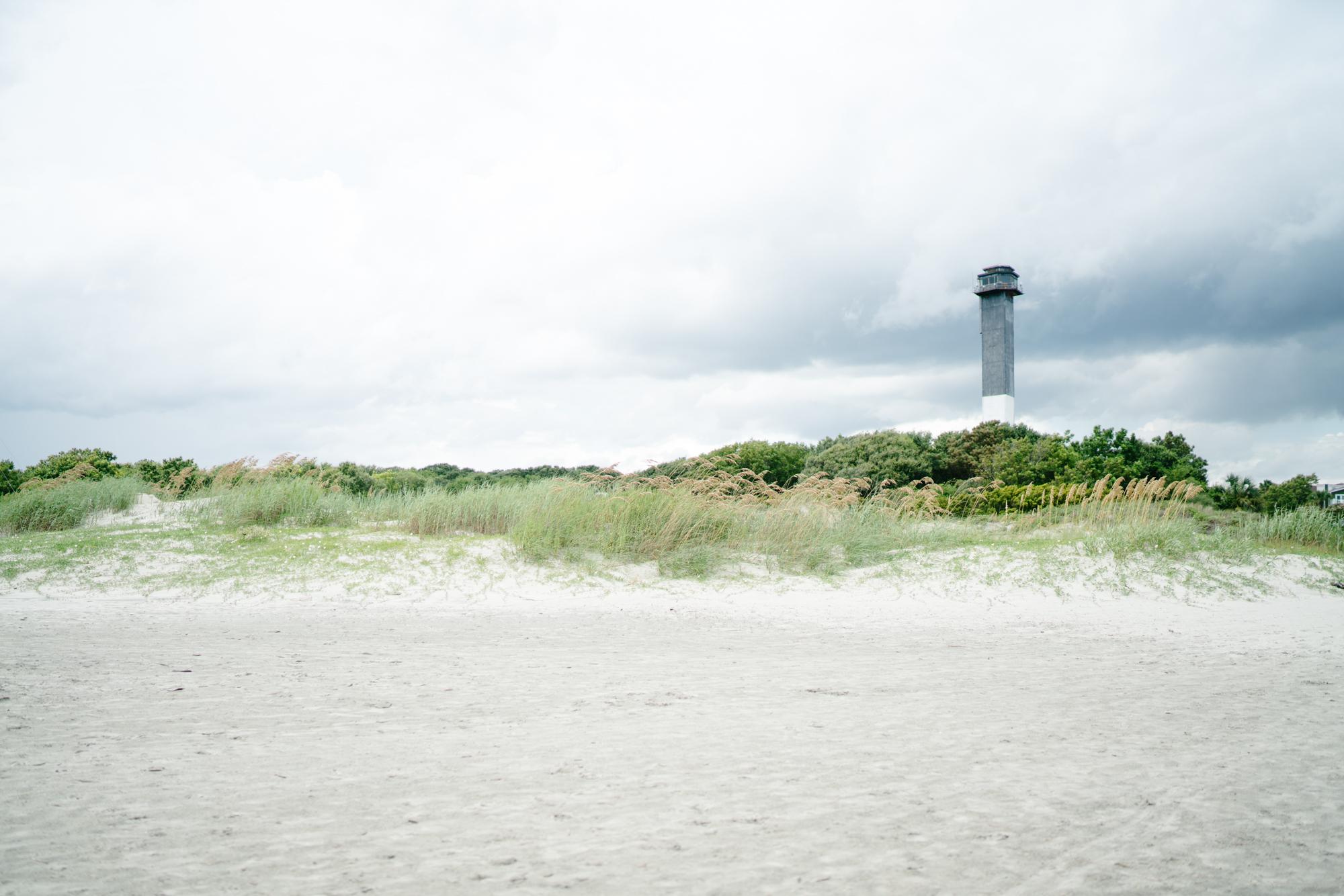 Lighthouse on Sullivan's Island   Never Settle Travel