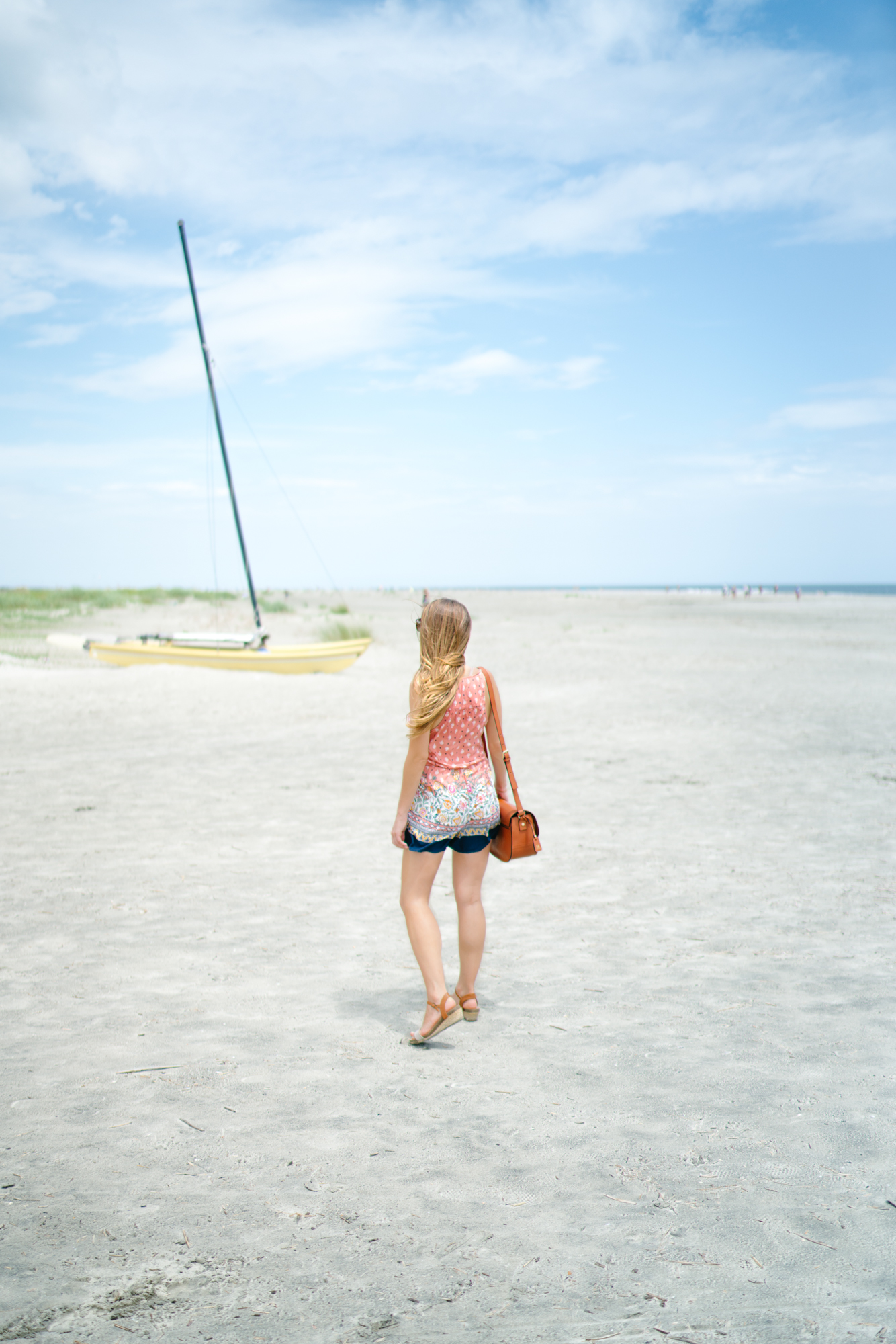 Perfect day on Sullivan's Island | Never Settle Travel