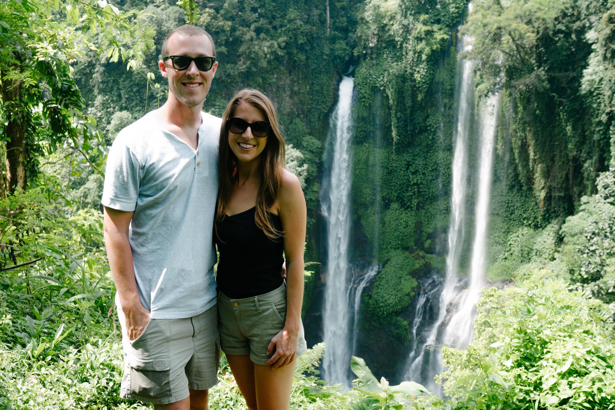 North Bali waterfalls | Never Settle Travel