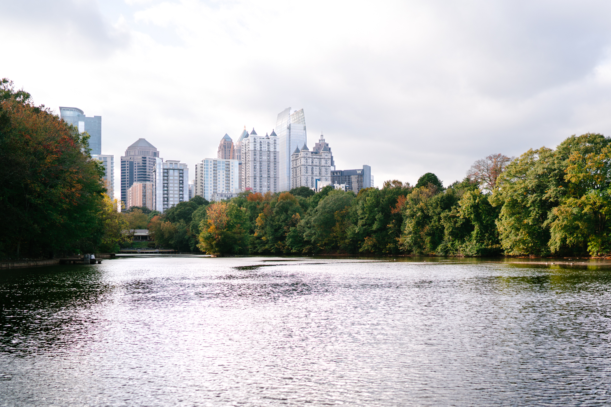 Piedmont Park | Never Settle Travel