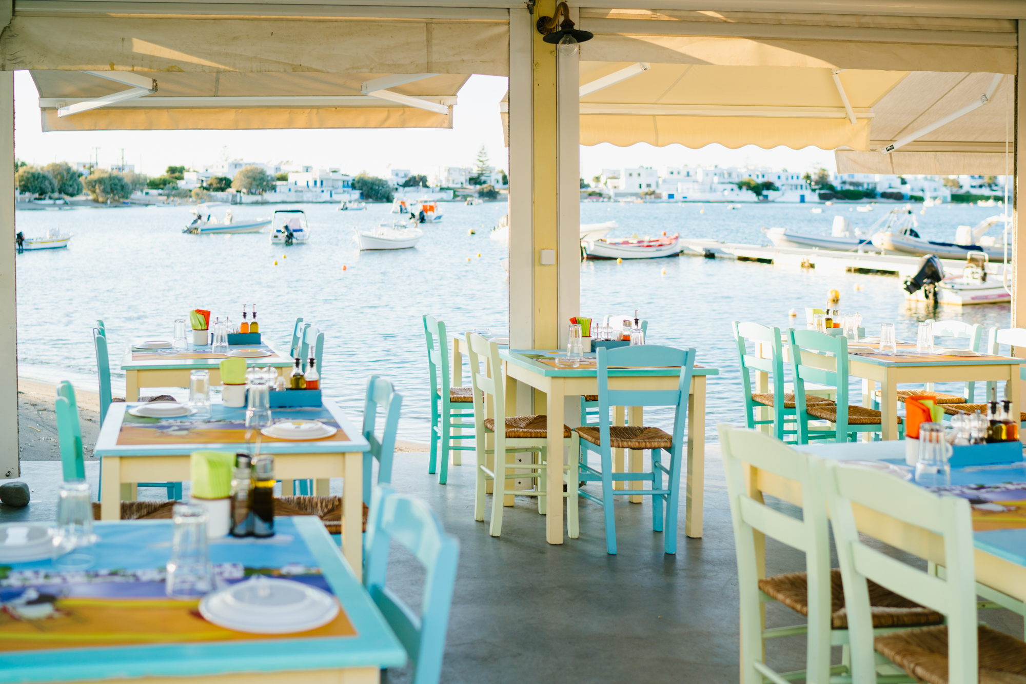 Where to eat in Milos   Never Settle Travel
