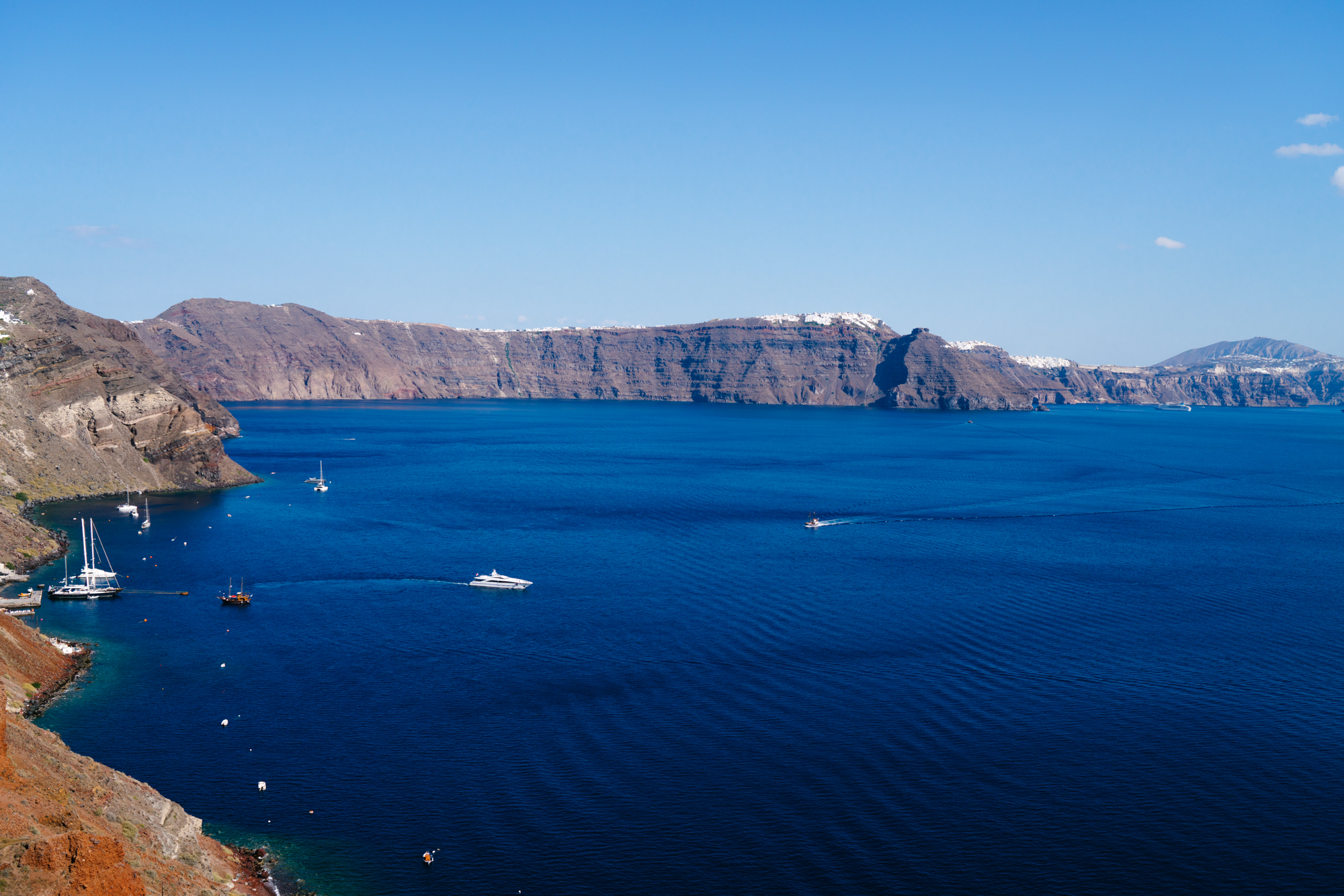 Best water views of Santorini