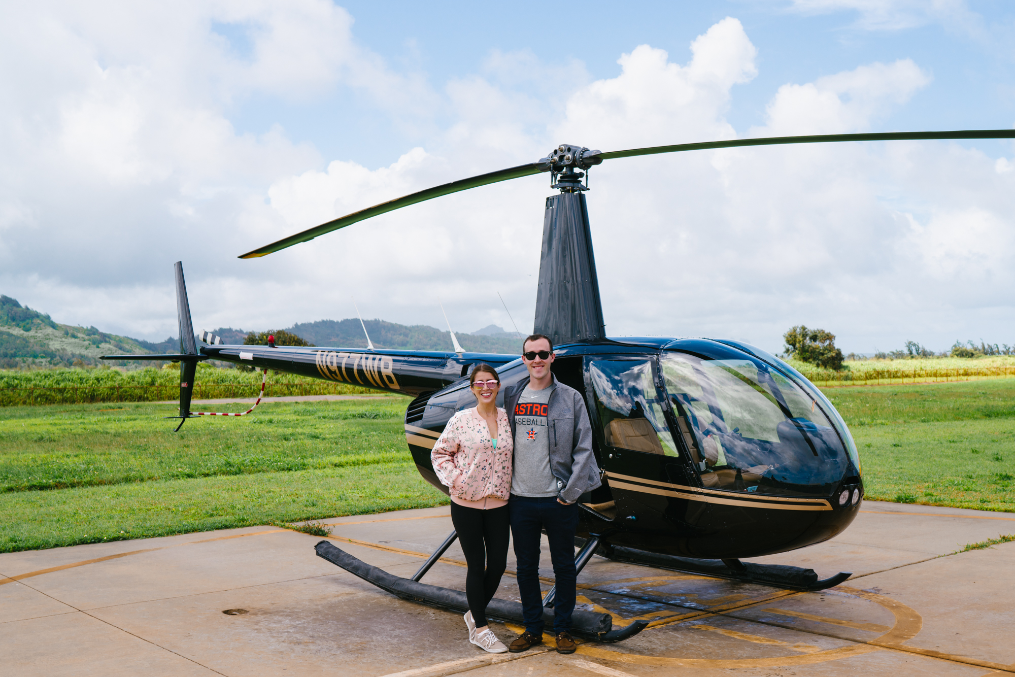 We loved our tour with Mauna Loa Helicopter Tours!