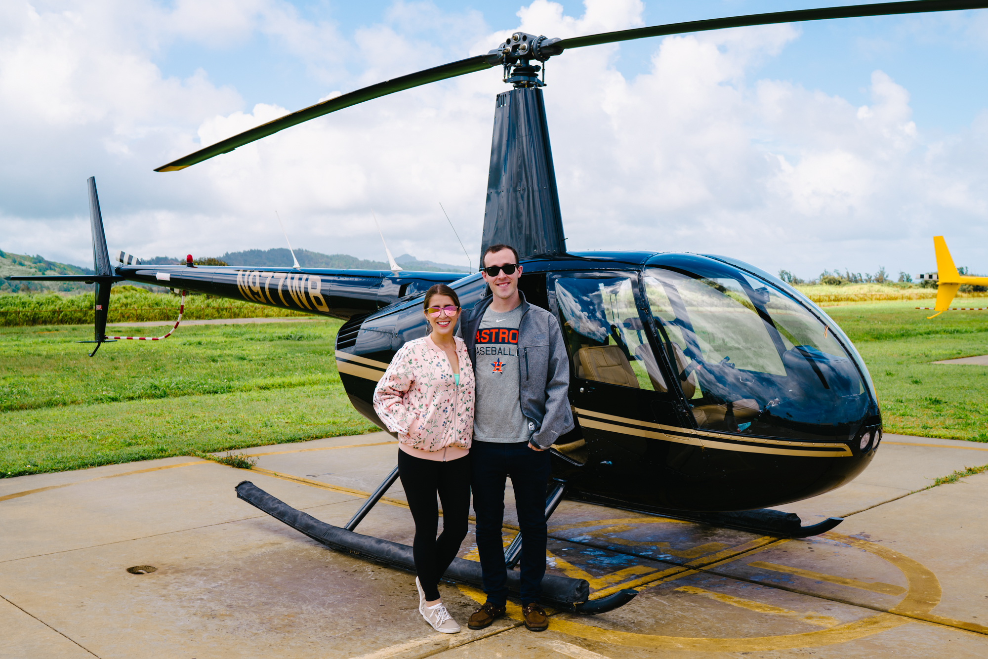 Mauna Loa Helicopter Tour | Never Settle Travel