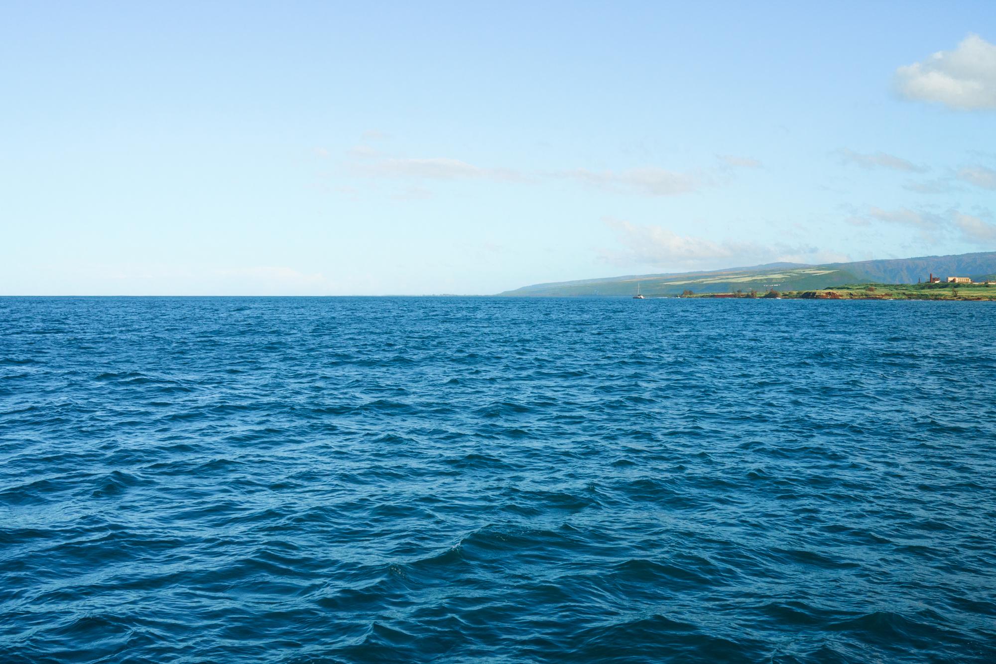 Sailing in Kauai