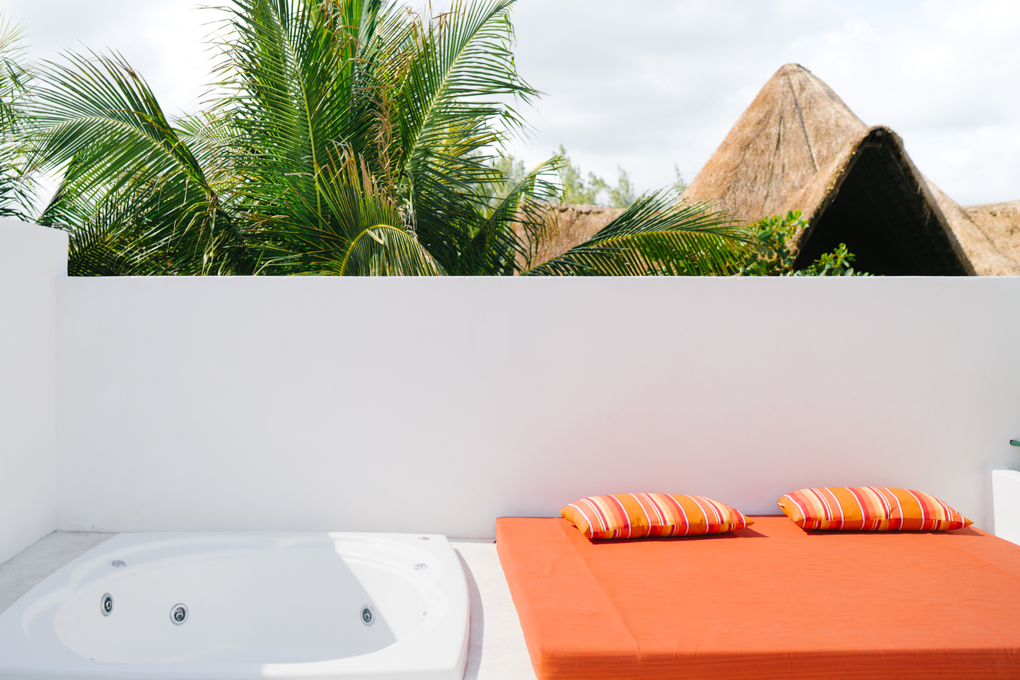 Rooftop Jacuzzi Room at The Beach Tulum