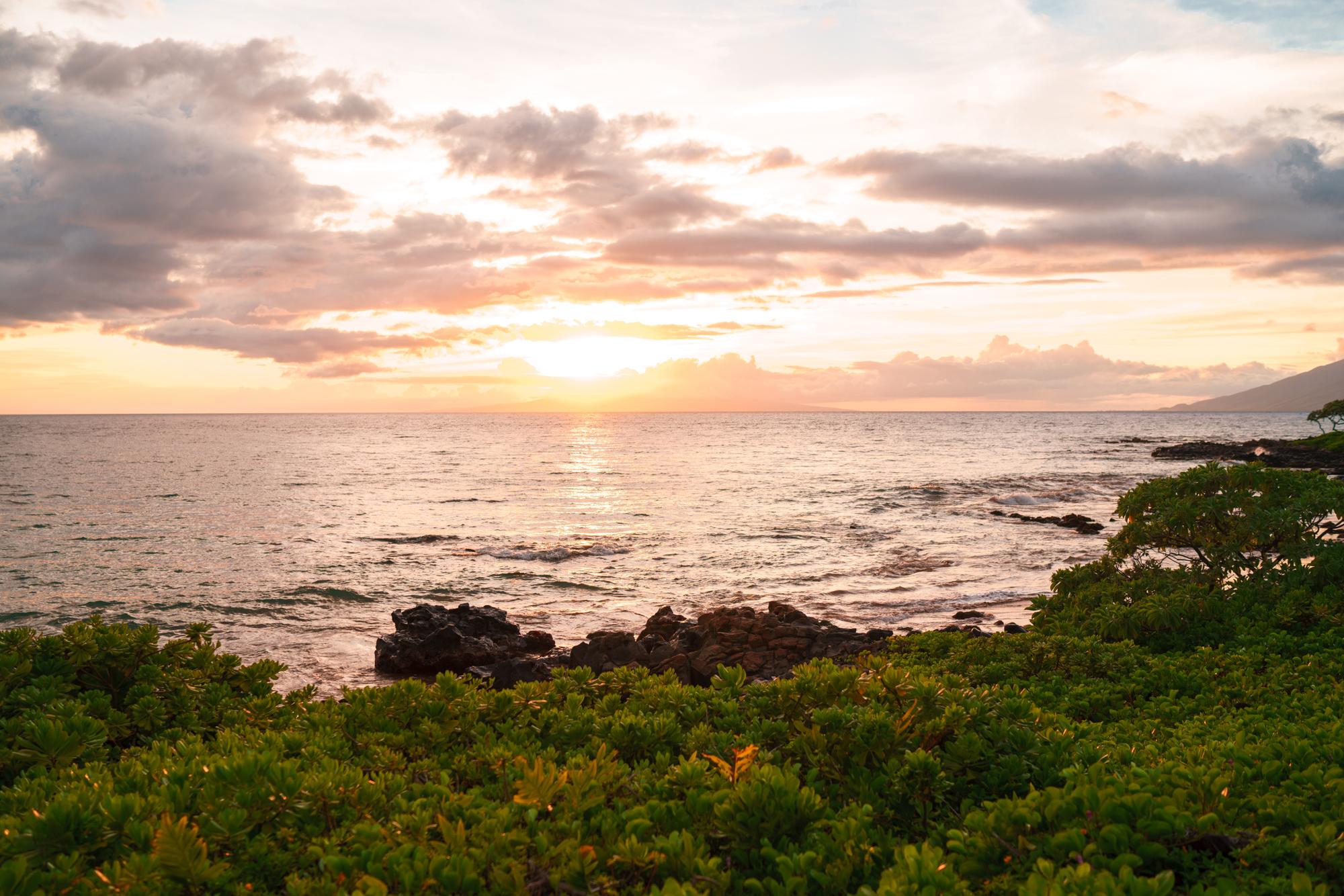 Maui Sunset | Never Settle Travel