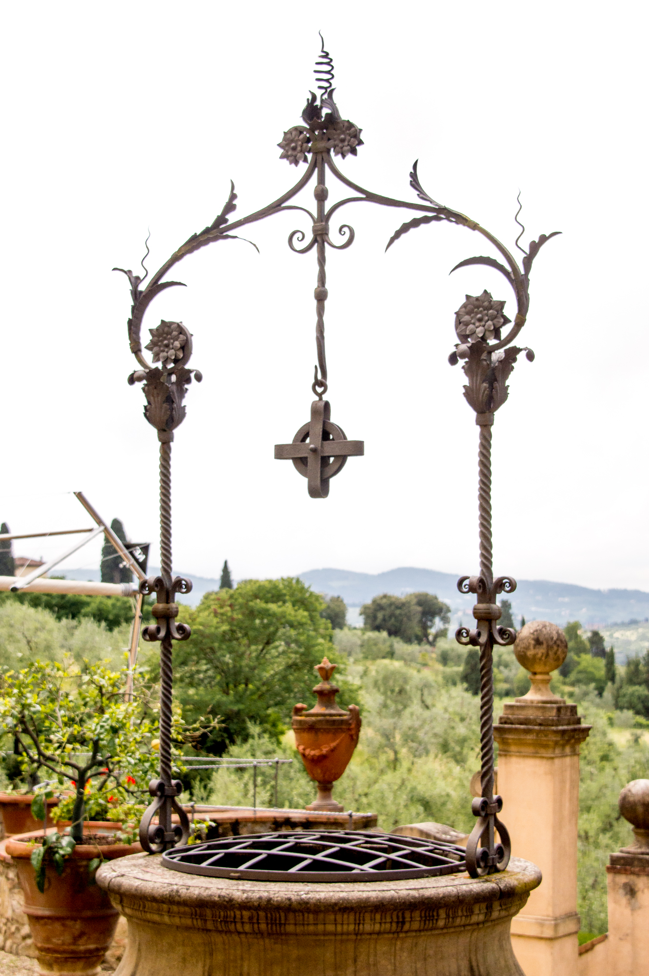 Best views of Tuscany