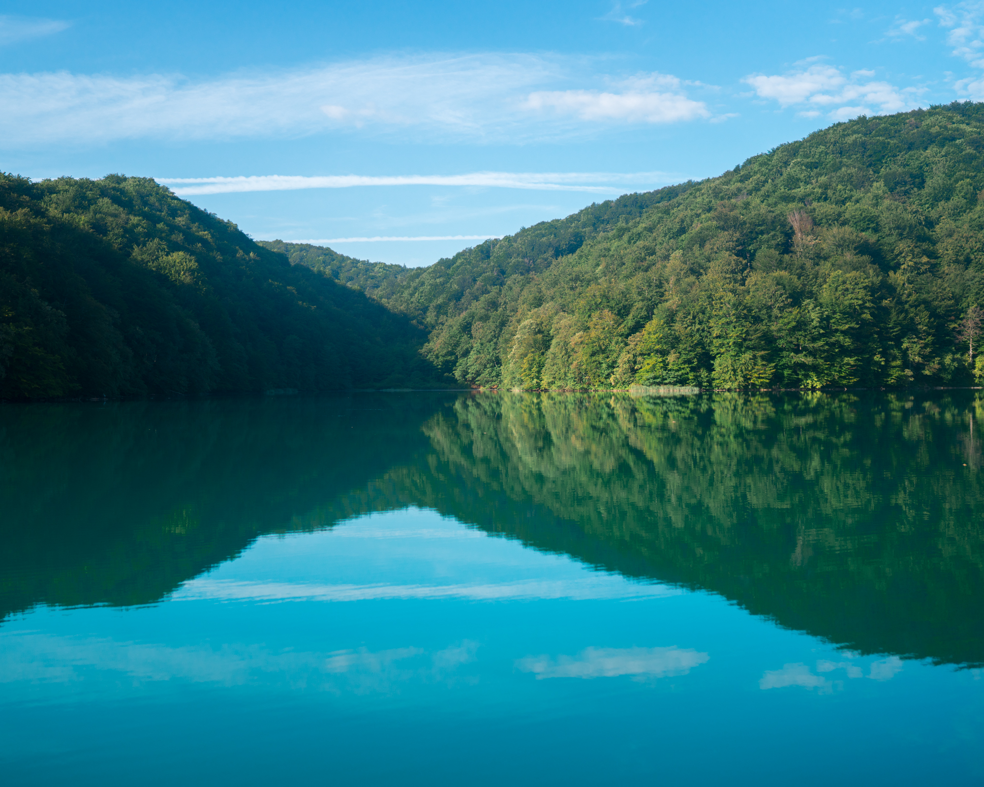 When to visit Plitvice Lakes National Park