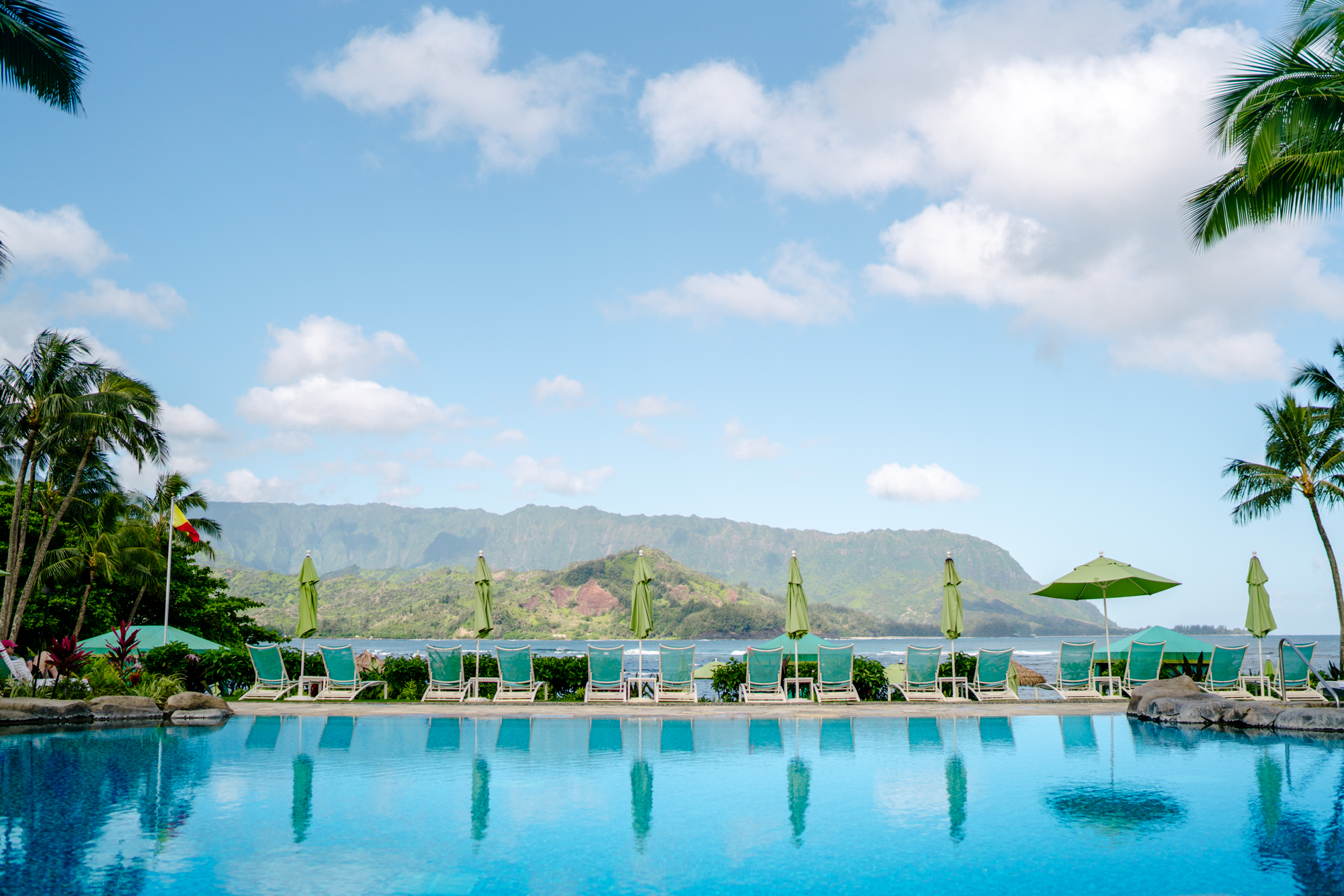 Best resorts in Kauai