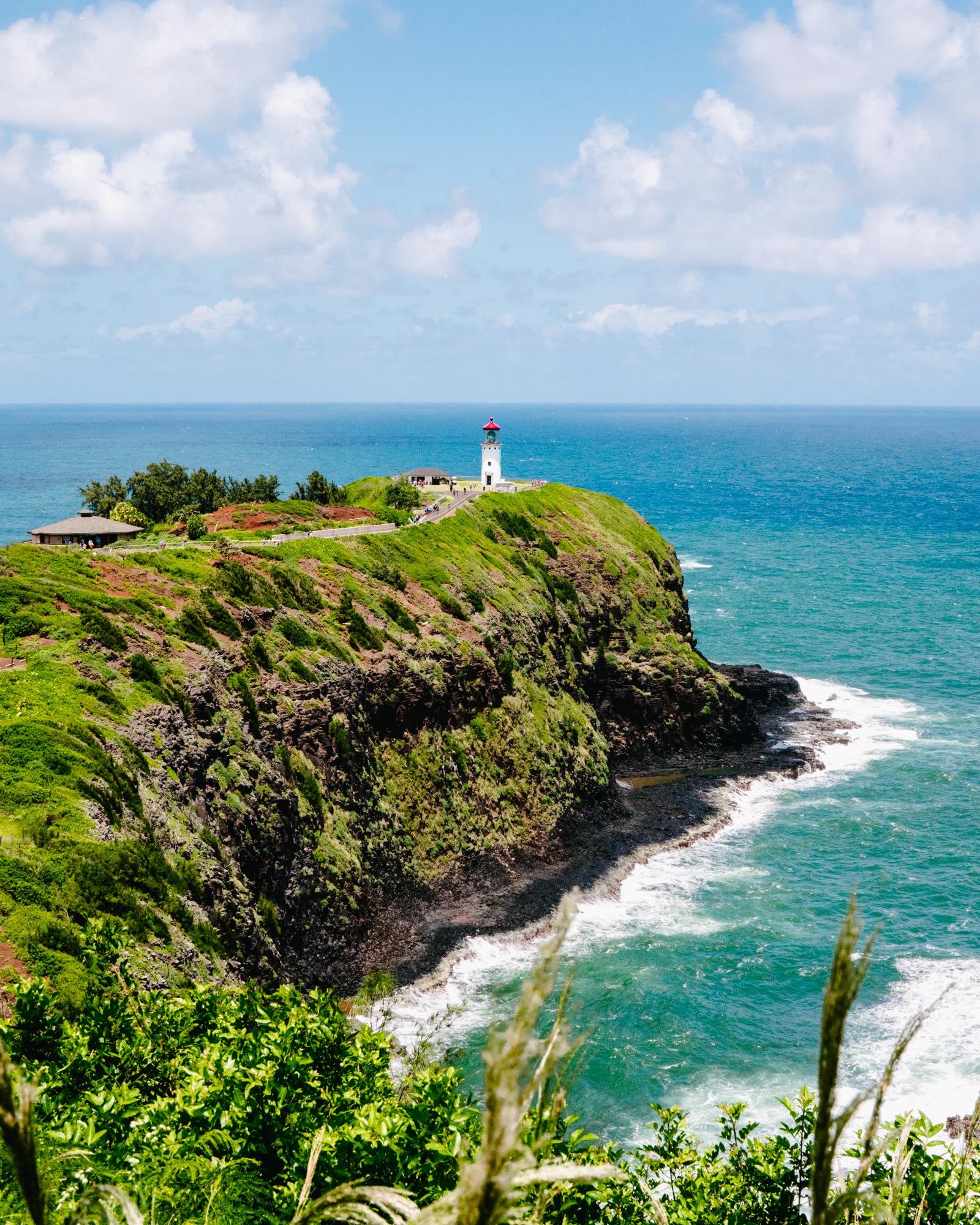 Kilauea Lighthouse Kauai