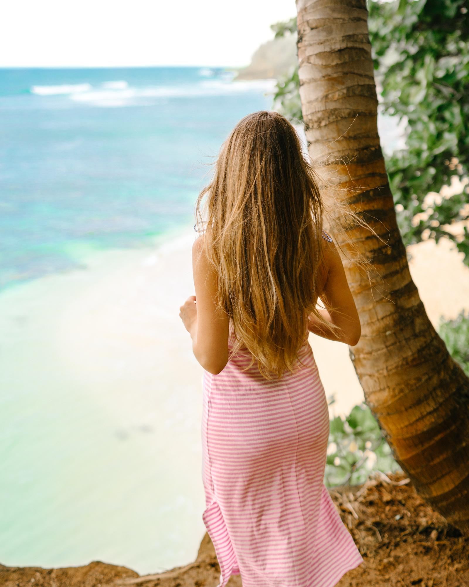 Hidden Beach in Kauai