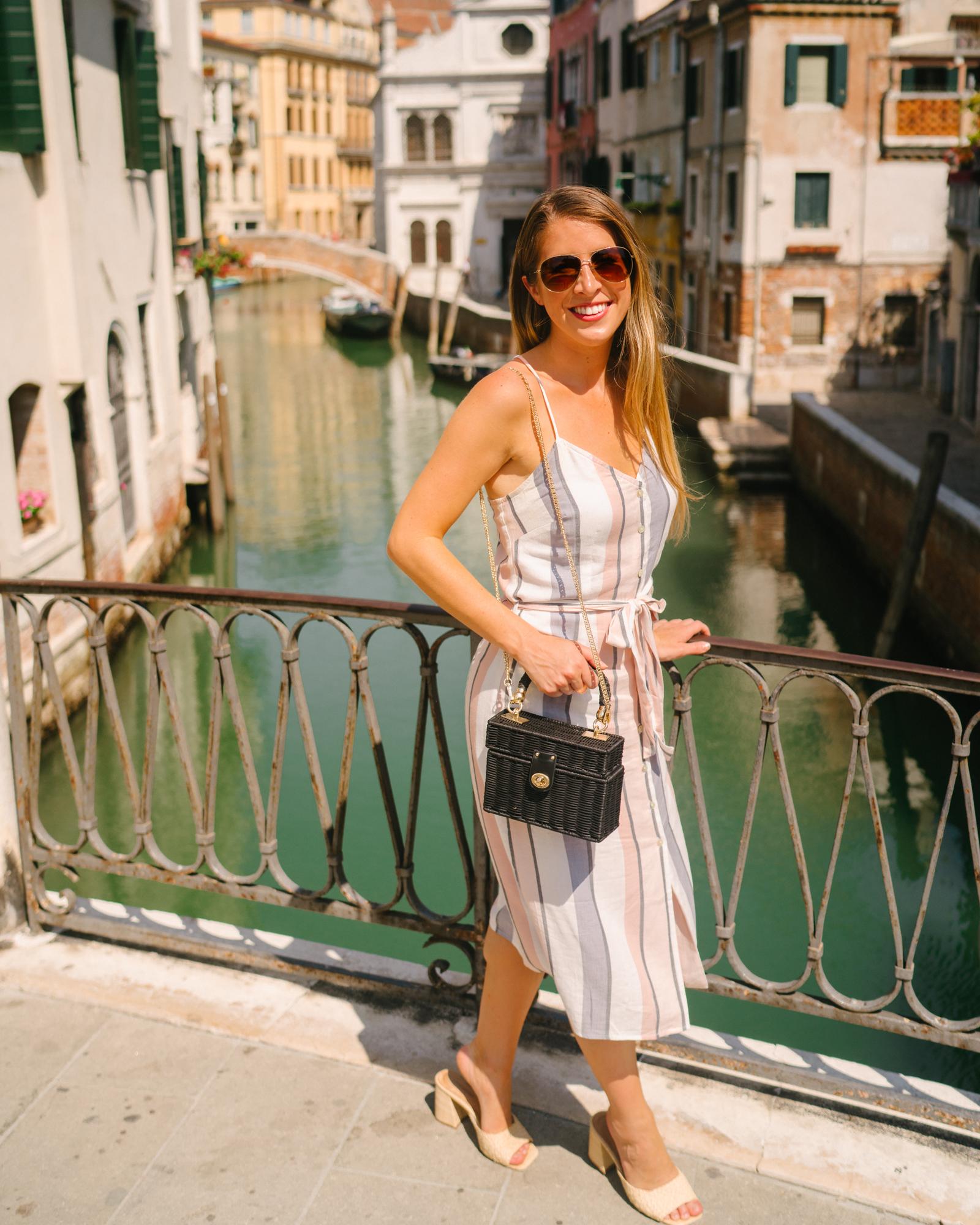 Venice Italy Travel Itinerary