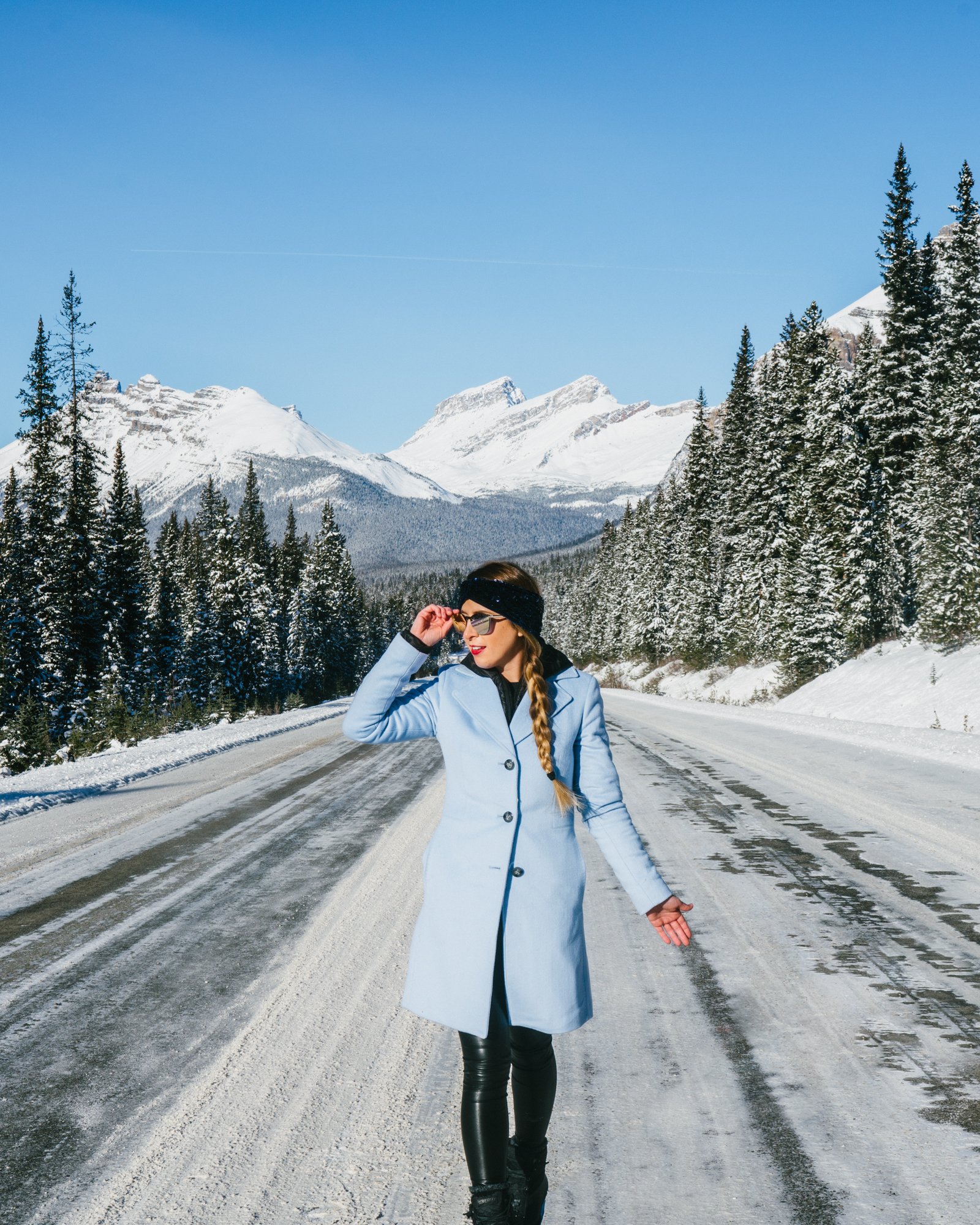 Banff National Park Winter Travel Guide