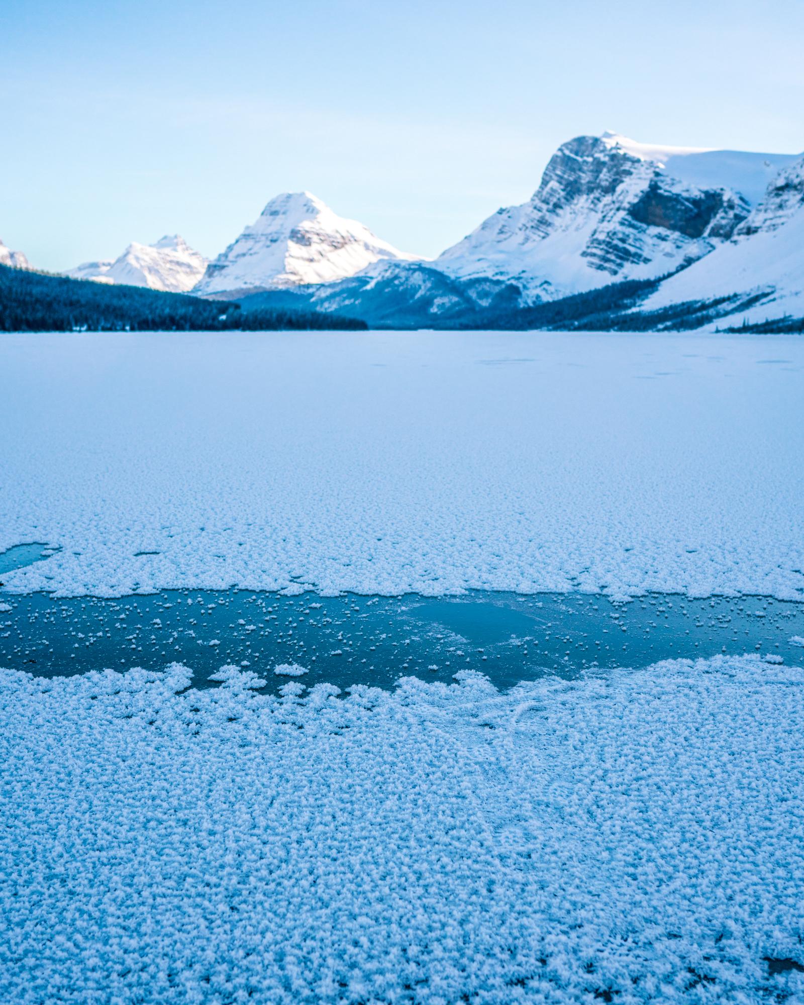 Bow Lake Banff National Park