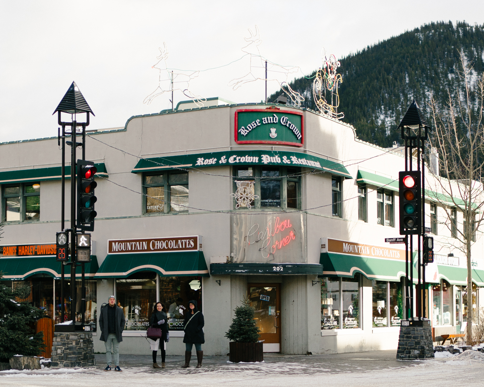 Things to do in Downtown Banff