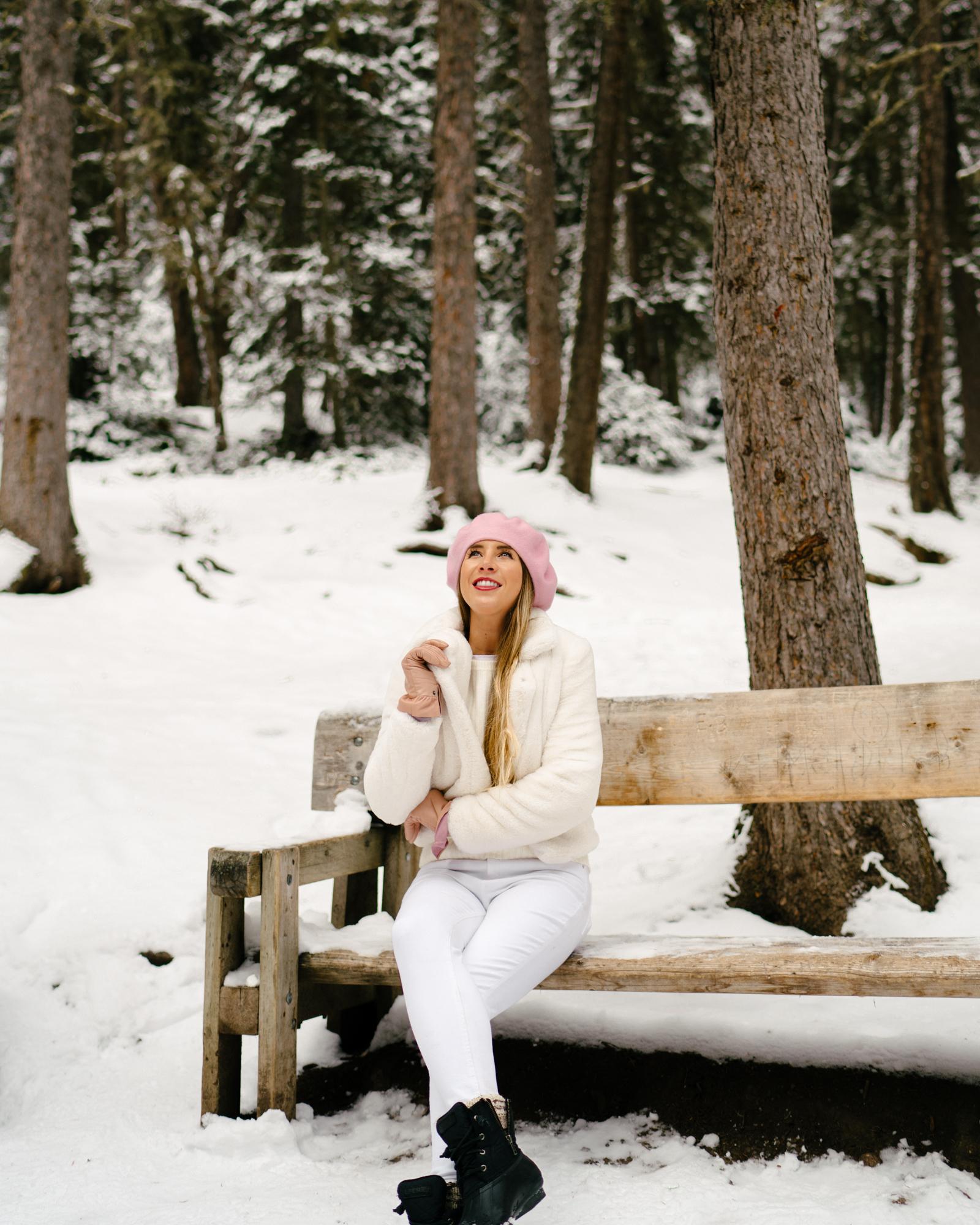 Winter White Style