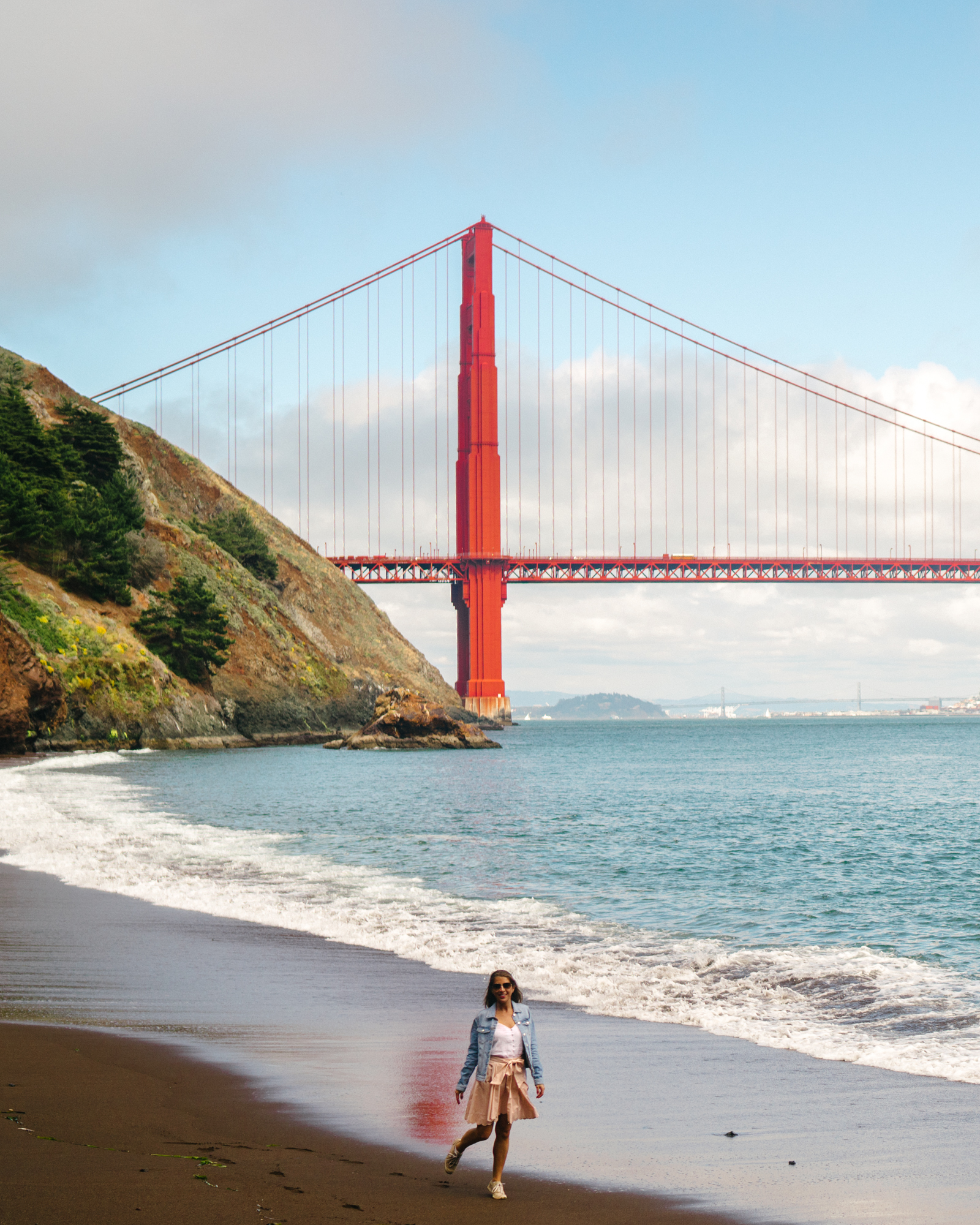 How to find this secret beach in San Francisco