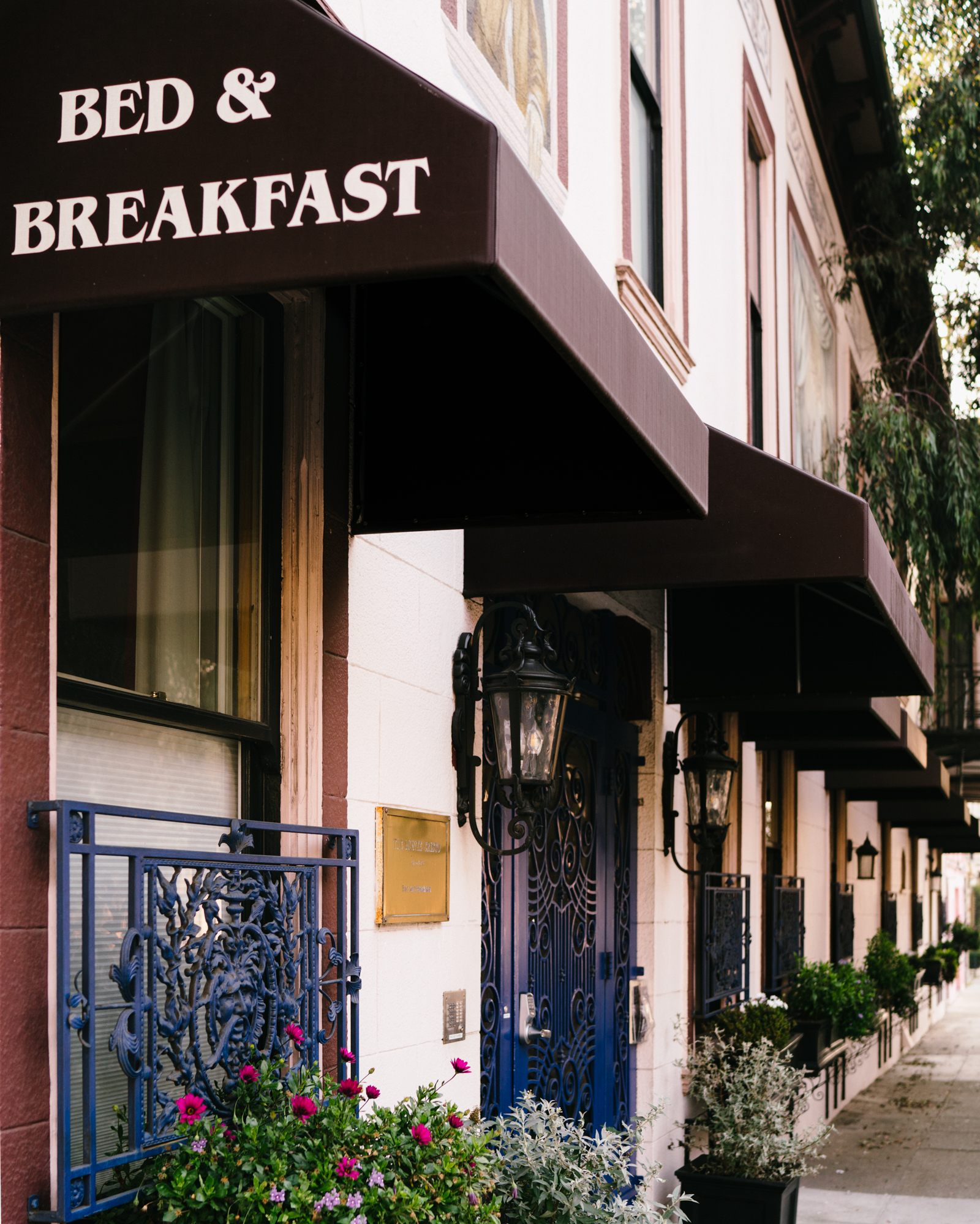 You need to visit this charming Bed and Breakfast in SF