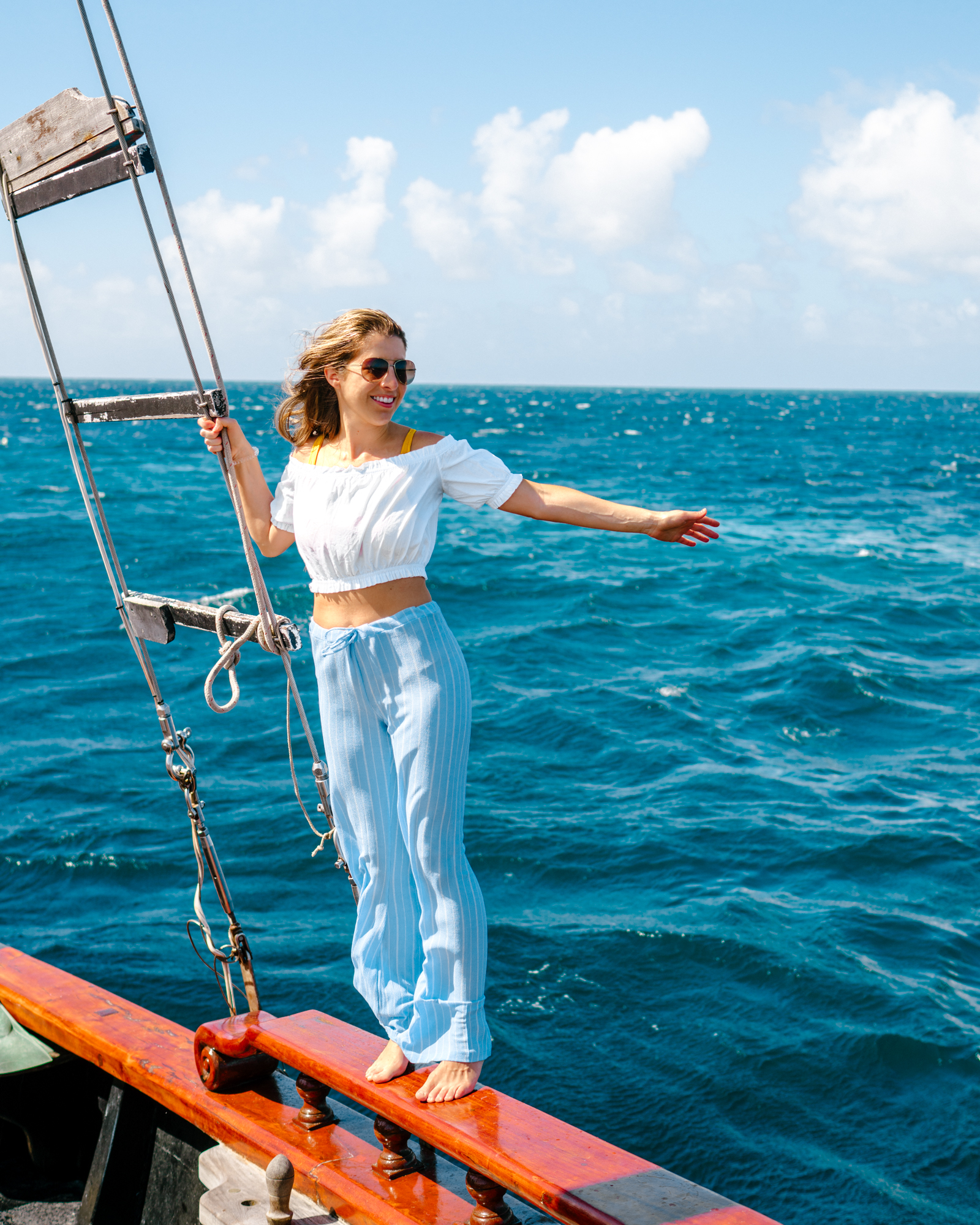 Jolly Pirates Aruba Sailing Trip