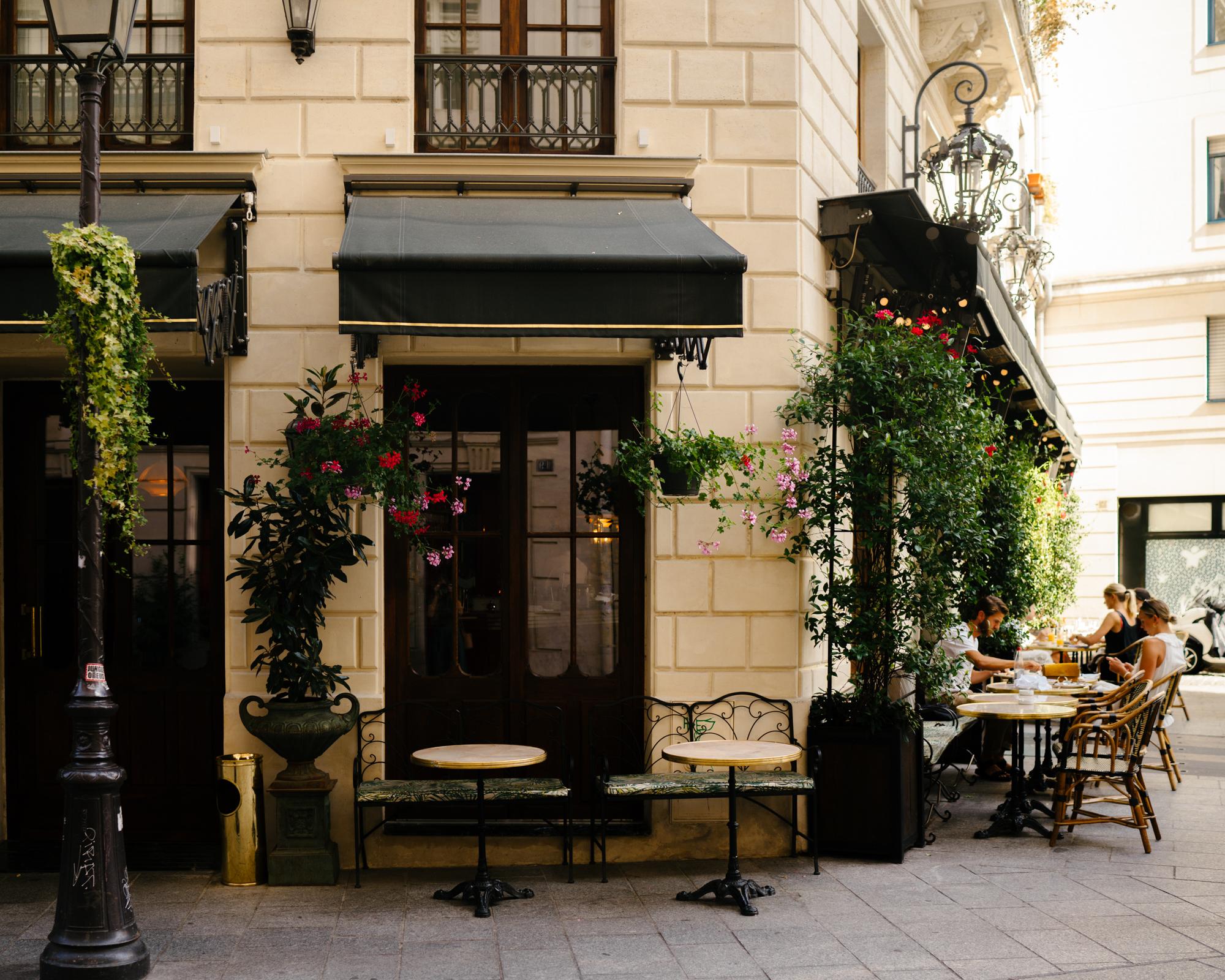 Best Cafe in Paris