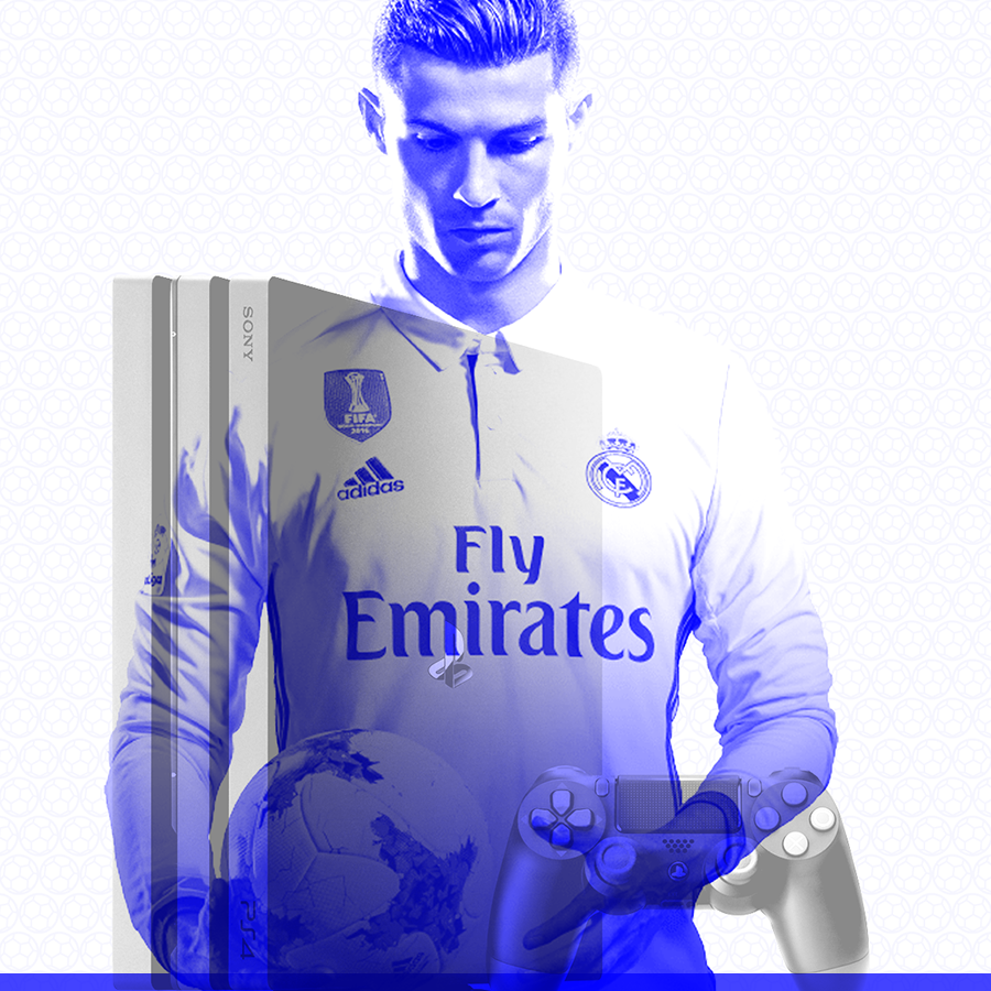 PlayStation FC Rebrand Concept