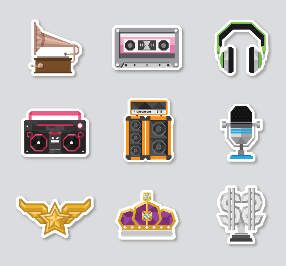 SingStar: Ultimate Party Trophy Icons