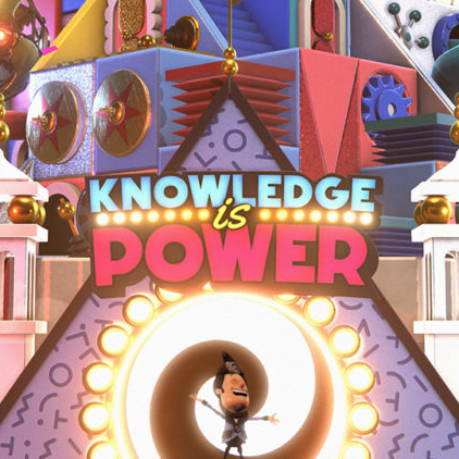 Knowledge is Power Logo