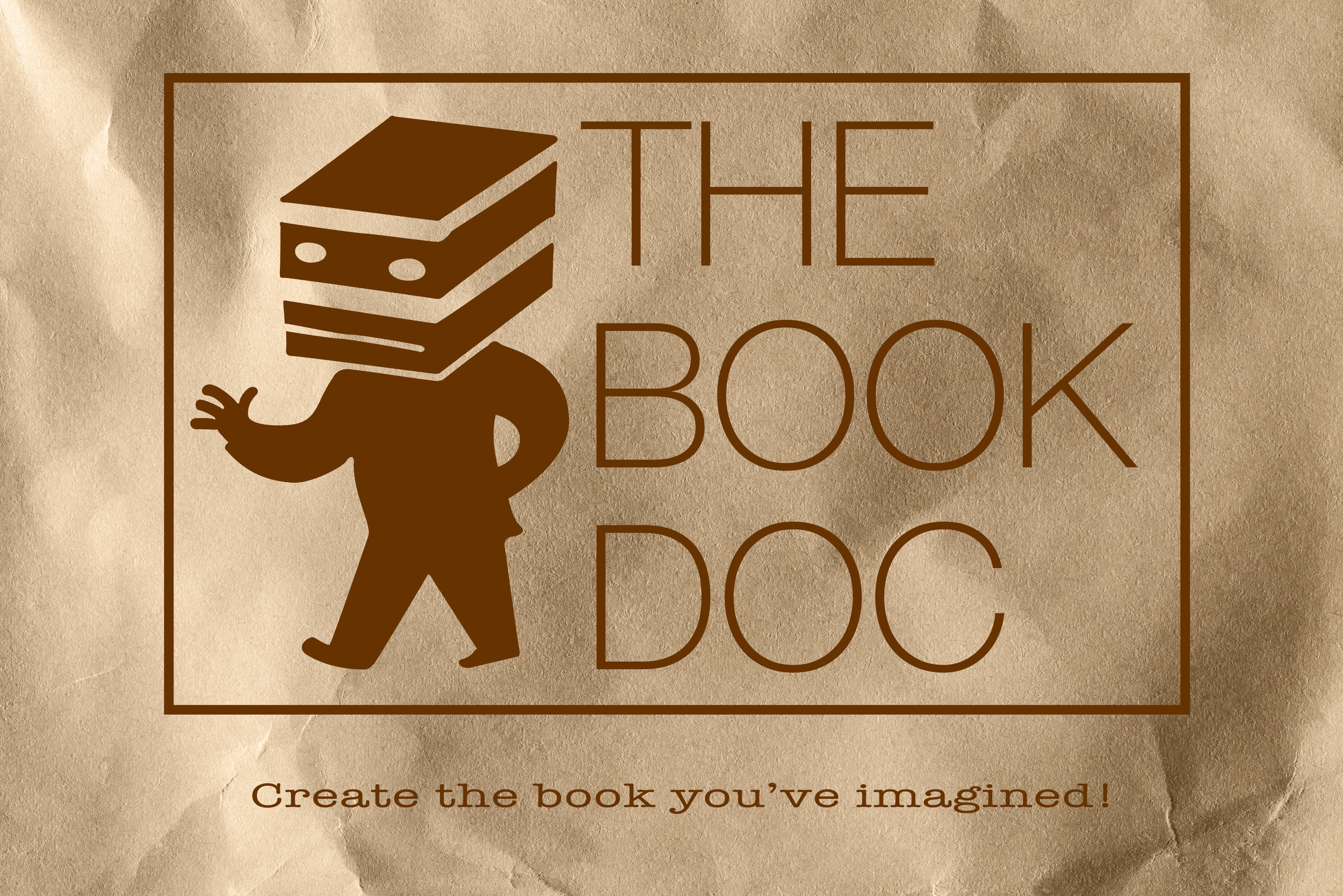 Create the book you've imagined - Contact the Book Doc for a free initial consultation