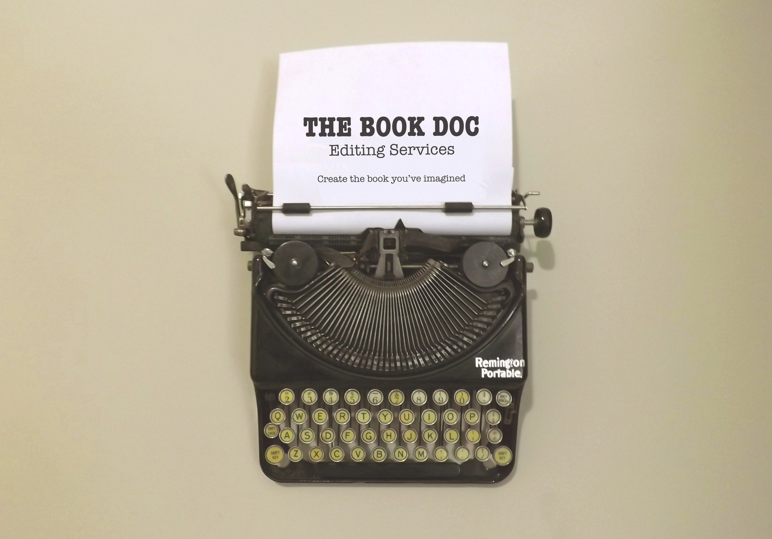 The Book Doc — Editing Services | book editor