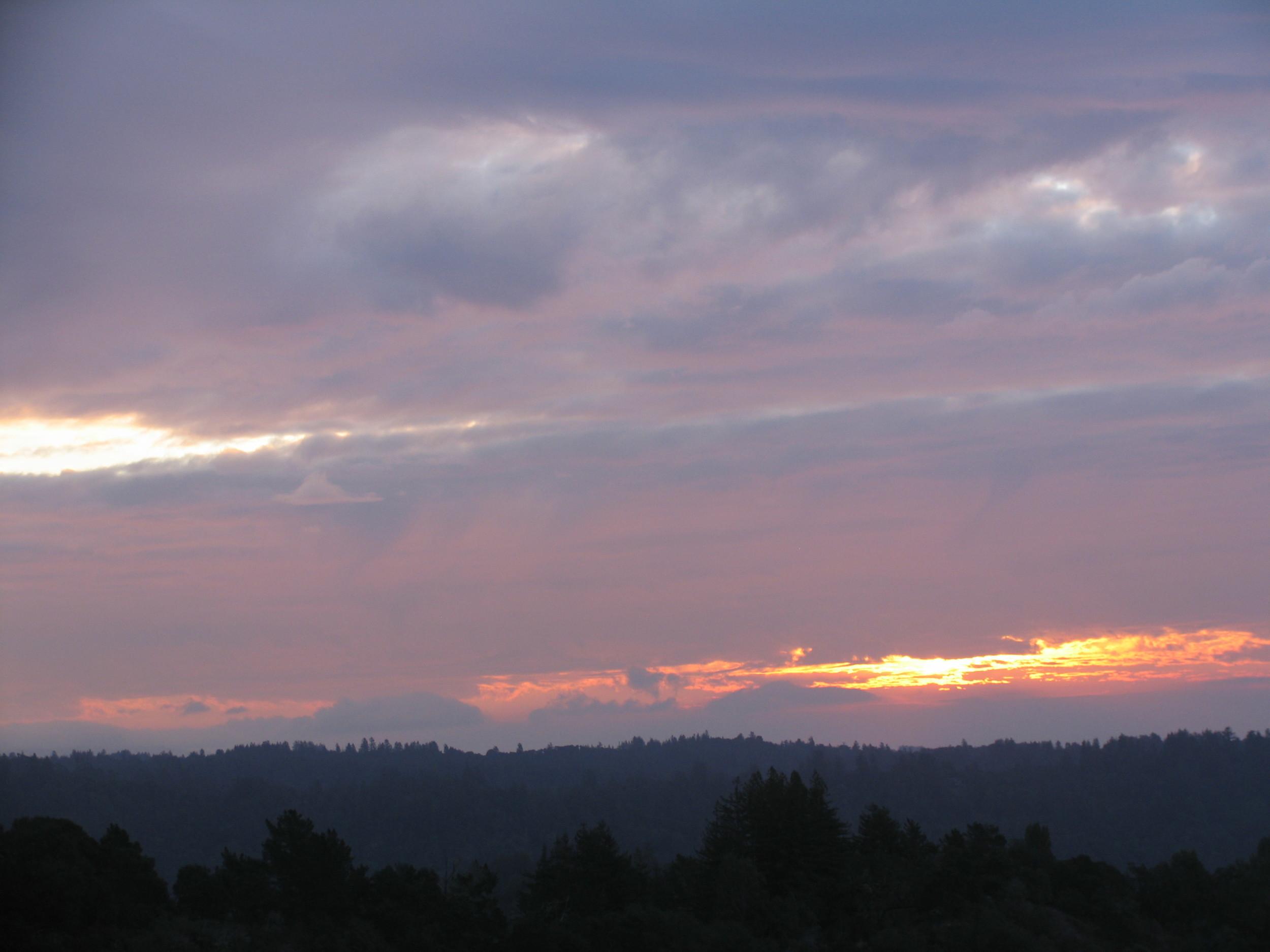 Sunrise, California H.C.Love
