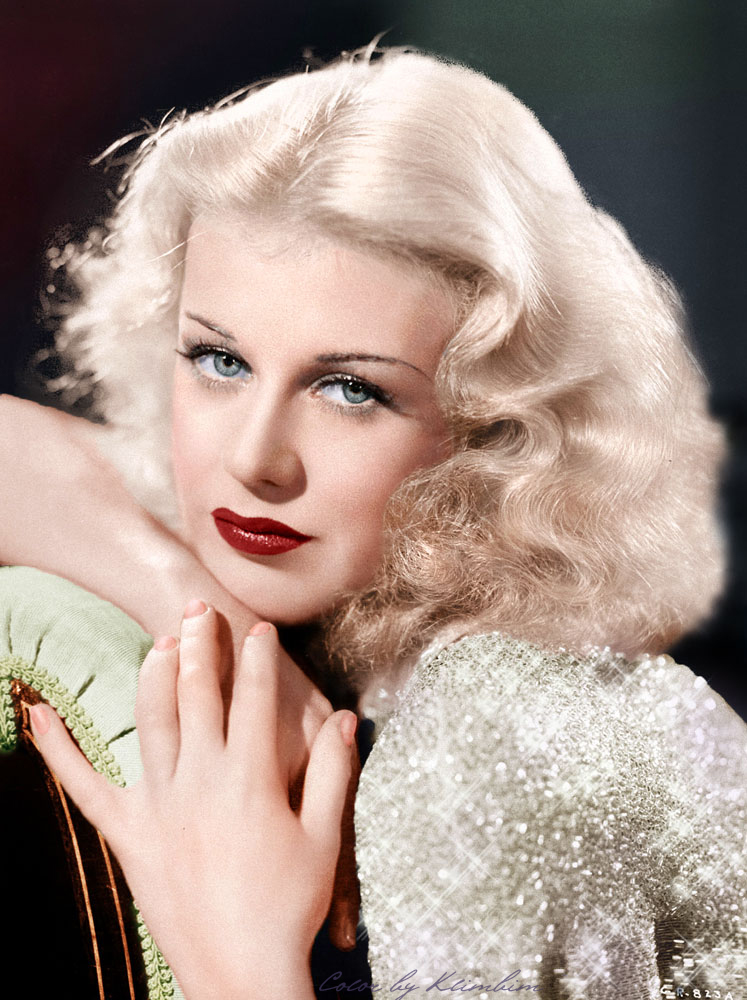 Ginger Rogers, for no particular reason