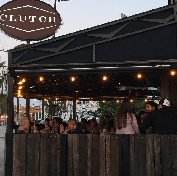 Clutch Calimex Food Roadhouse Venice