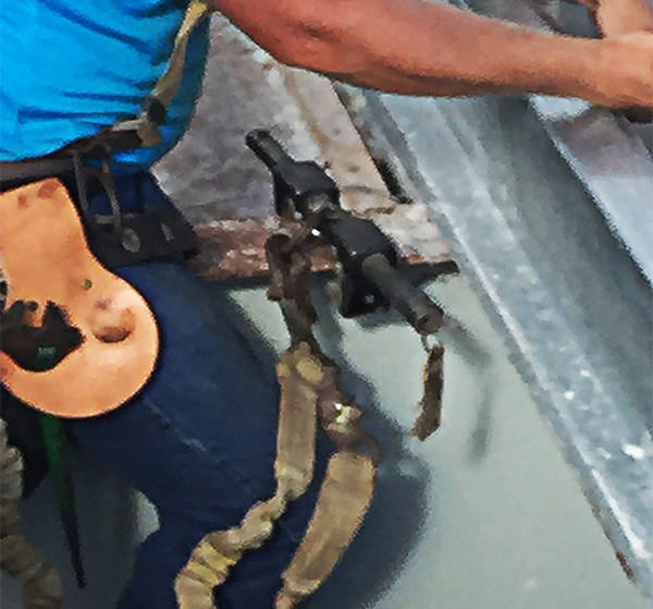 Jobsite safety is Brevard Constructors' top priority!