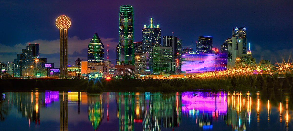 Dallas, TX - Back home to Dallas!!!